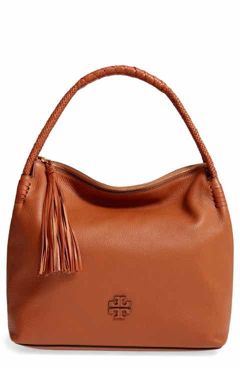 Tory Burch Taylor Leather Hobo Bag