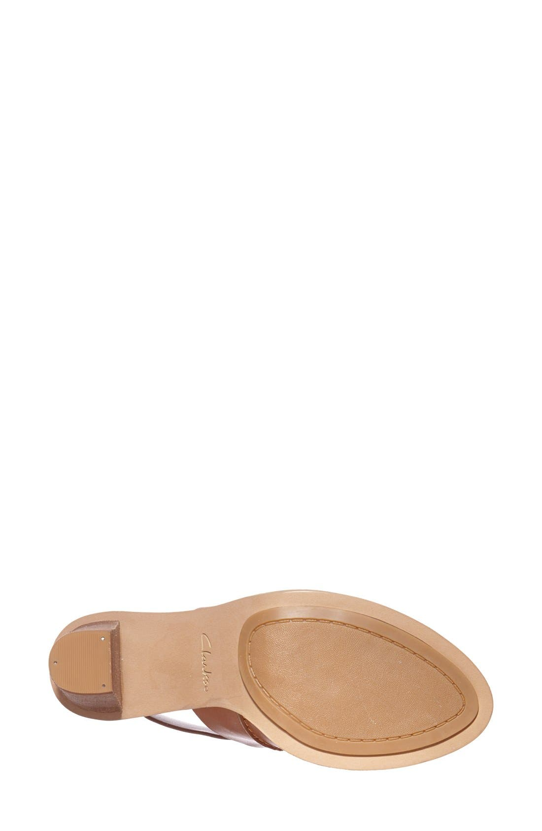 Alternate Image 4  - Clarks® Narrative 'Oriana Bess' Sandal (Women)