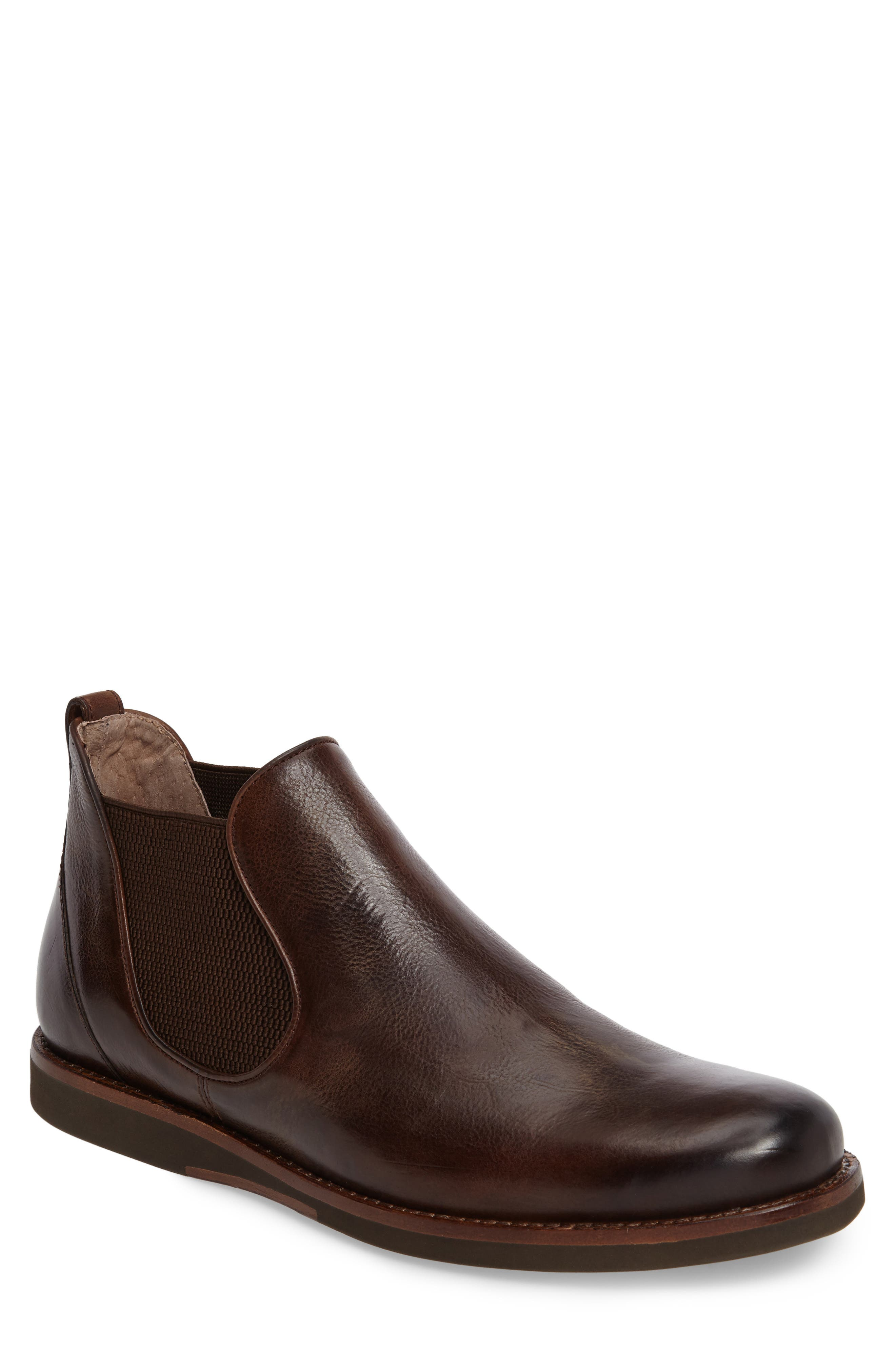 John Varvatos Brooklyn Grandfather Chelsea Boot (Men)