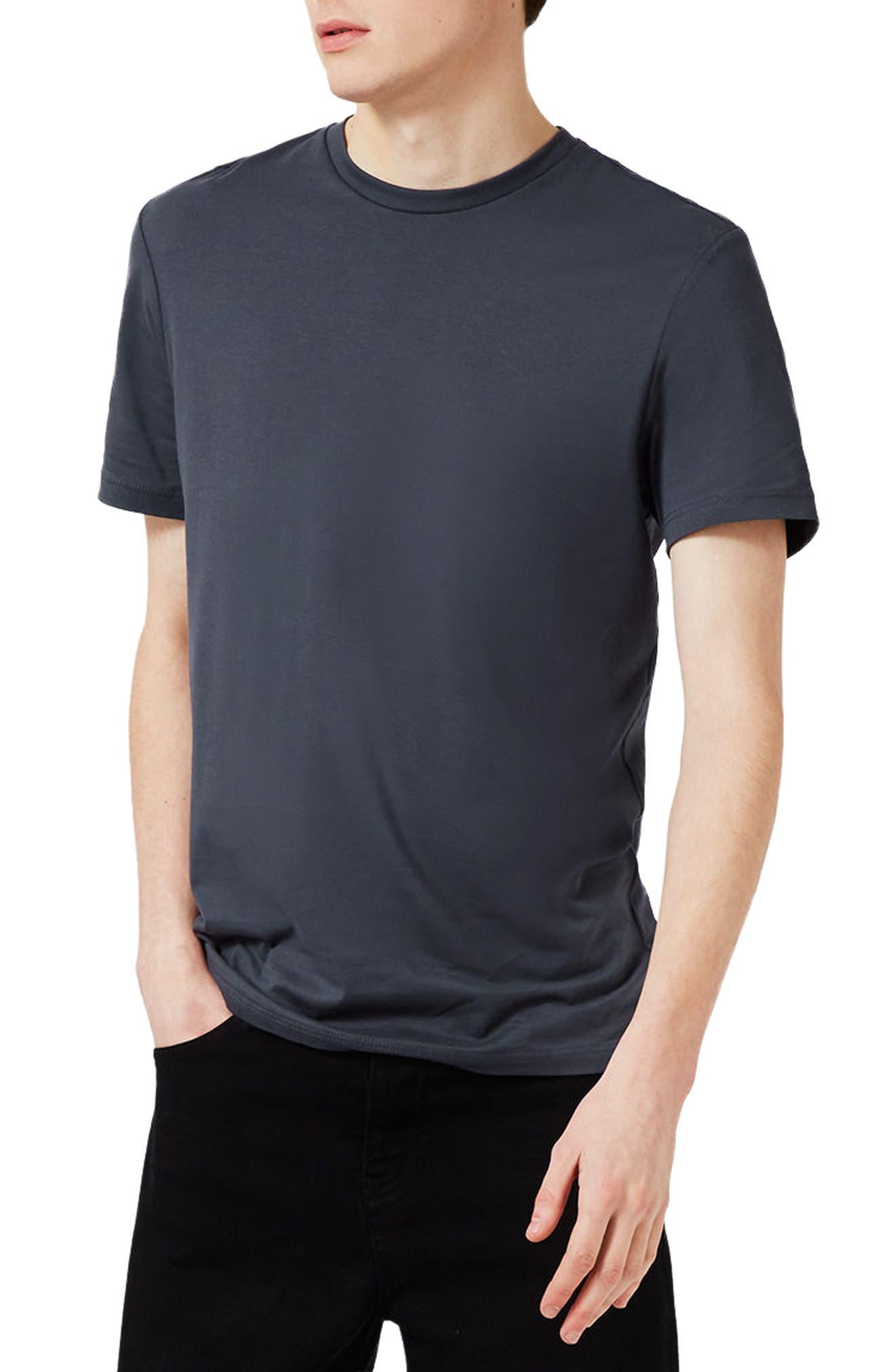 Black t shirt topman - Black T Shirt Topman 47