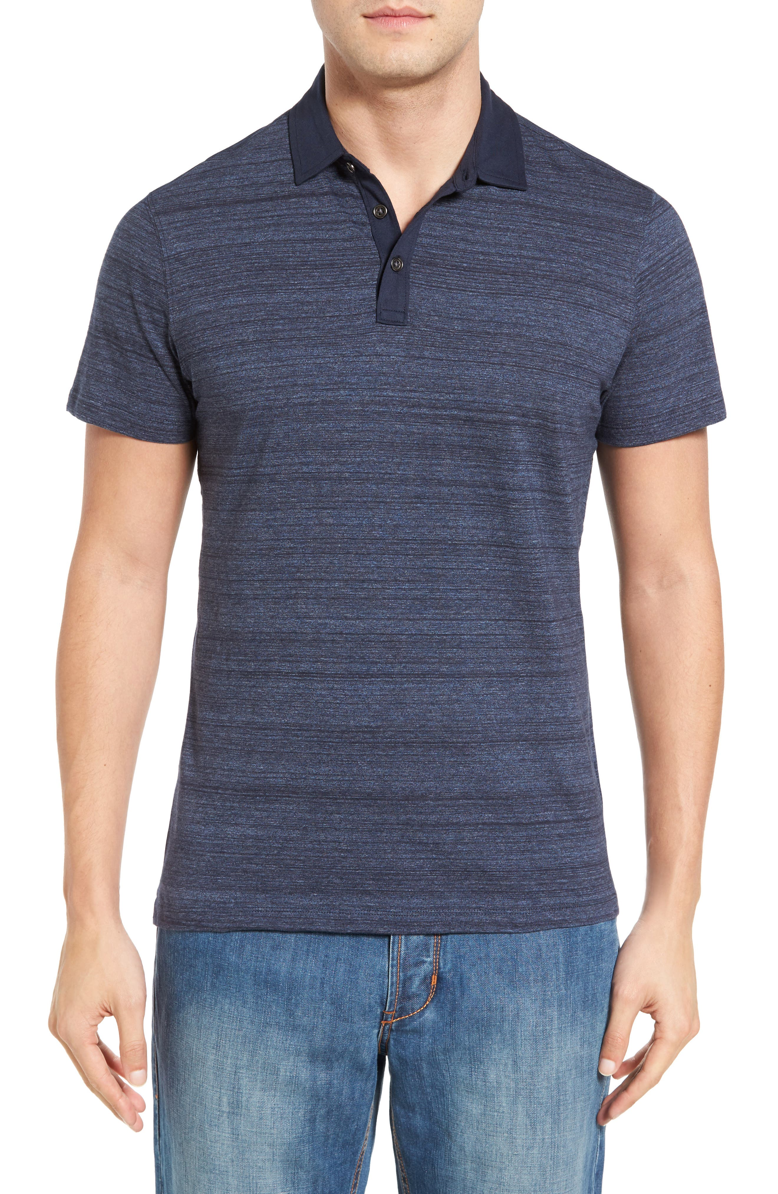 Robert Barakett Genson Regular Fit Polo