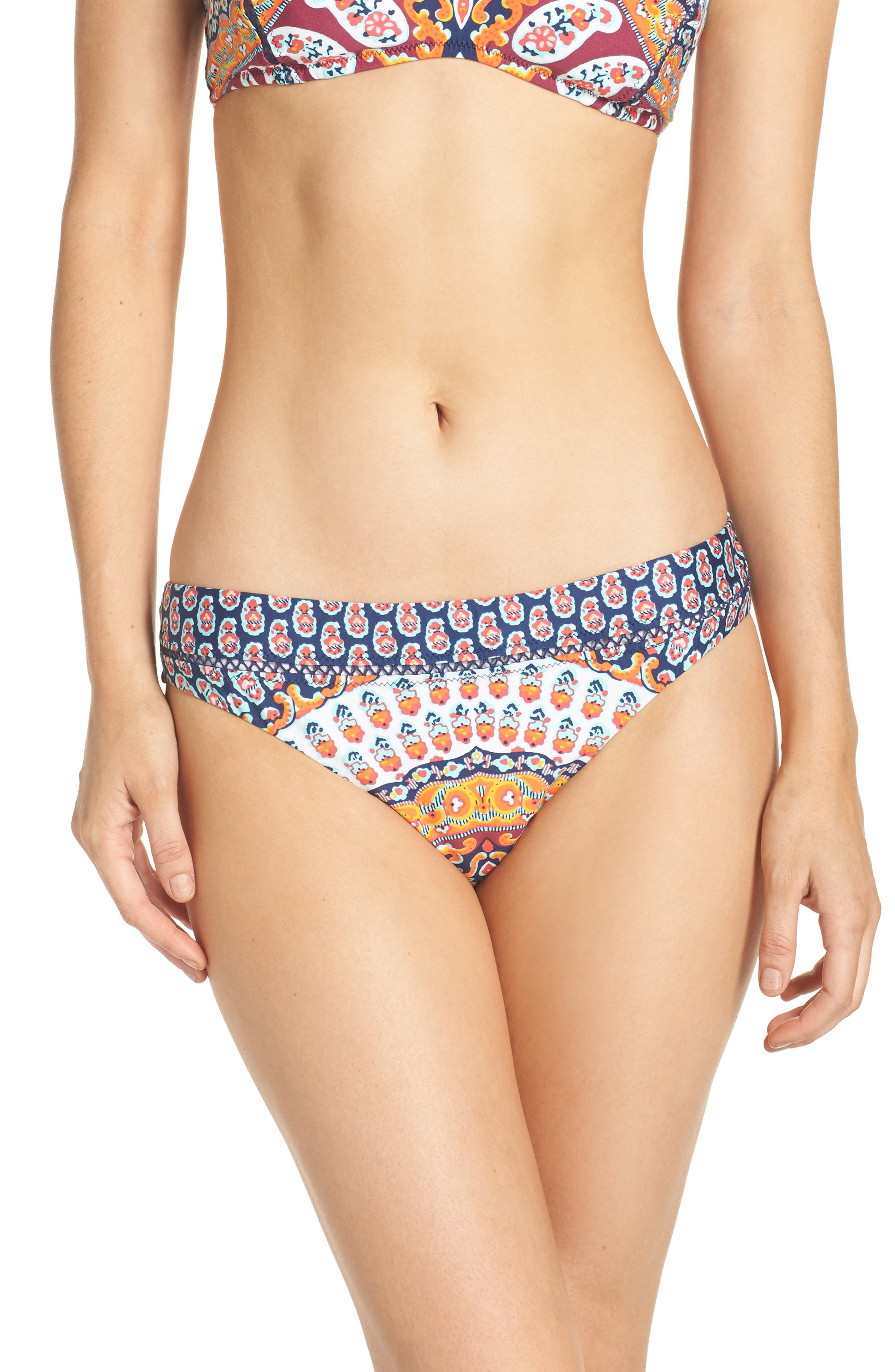 Nanette Lepore Super Fly Charmer Bikini Bottoms