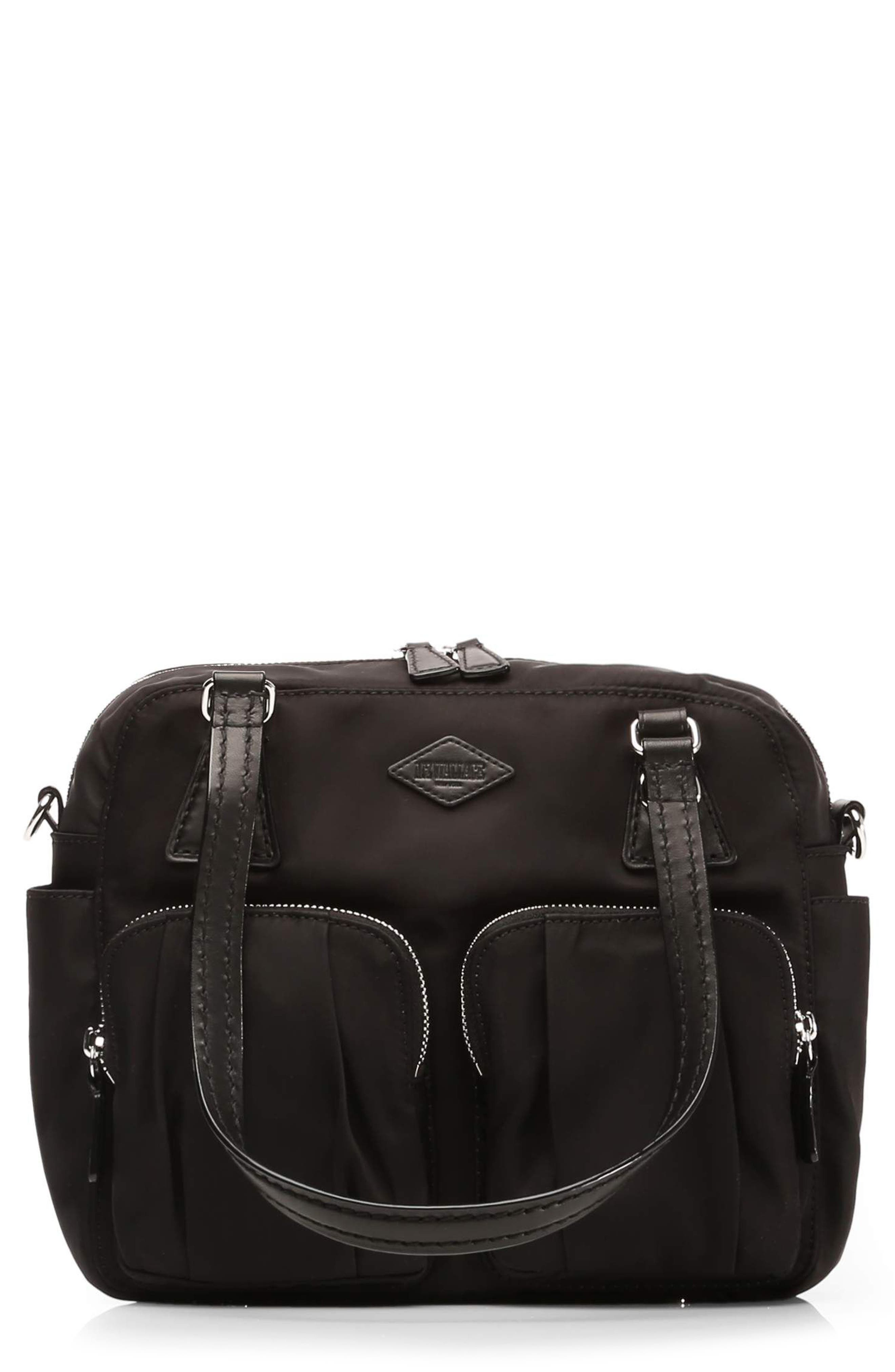MZ Wallace 'Small Roxy' Bedford Nylon Shoulder Bag