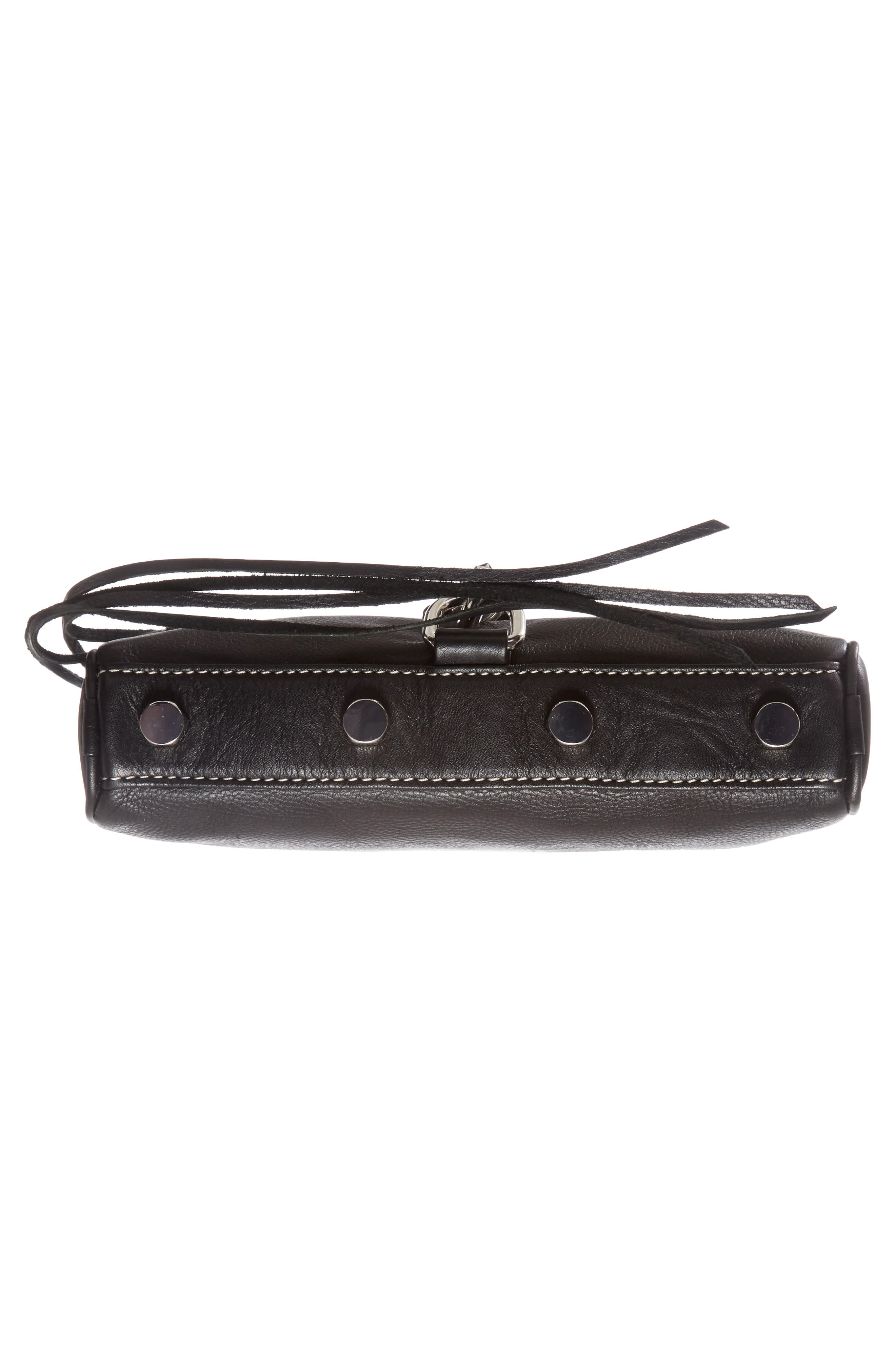 Alternate Image 6  - Rebecca Minkoff Mini MAC Leather Crossbody Bag with Guitar Strap (Nordstrom Exclusive)
