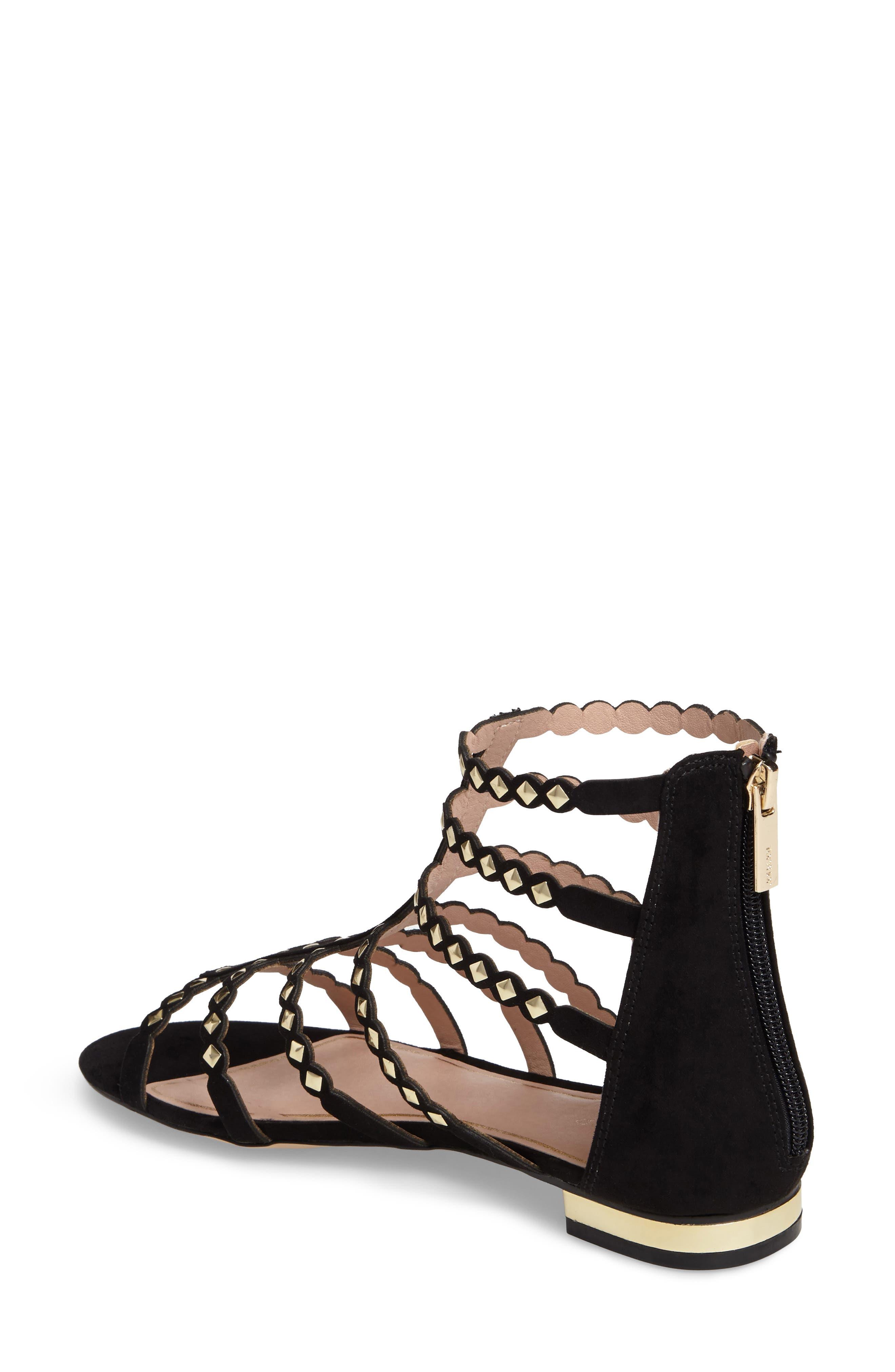 Alternate Image 2  - Topshop Higher Stud Gladiator Sandal (Women)