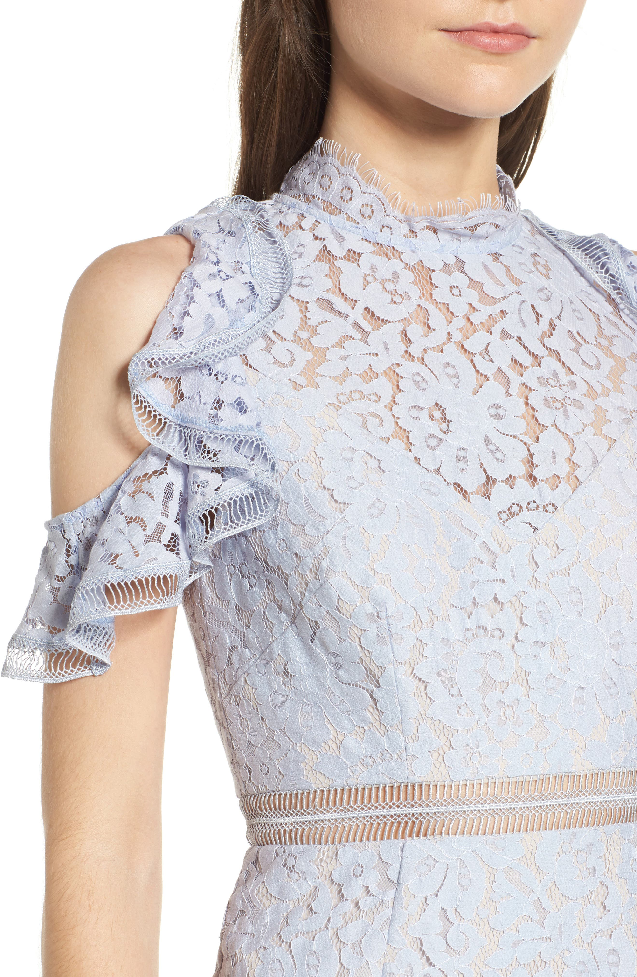 Alternate Image 5  - Keepsake the Label Oblivion Lace Dress