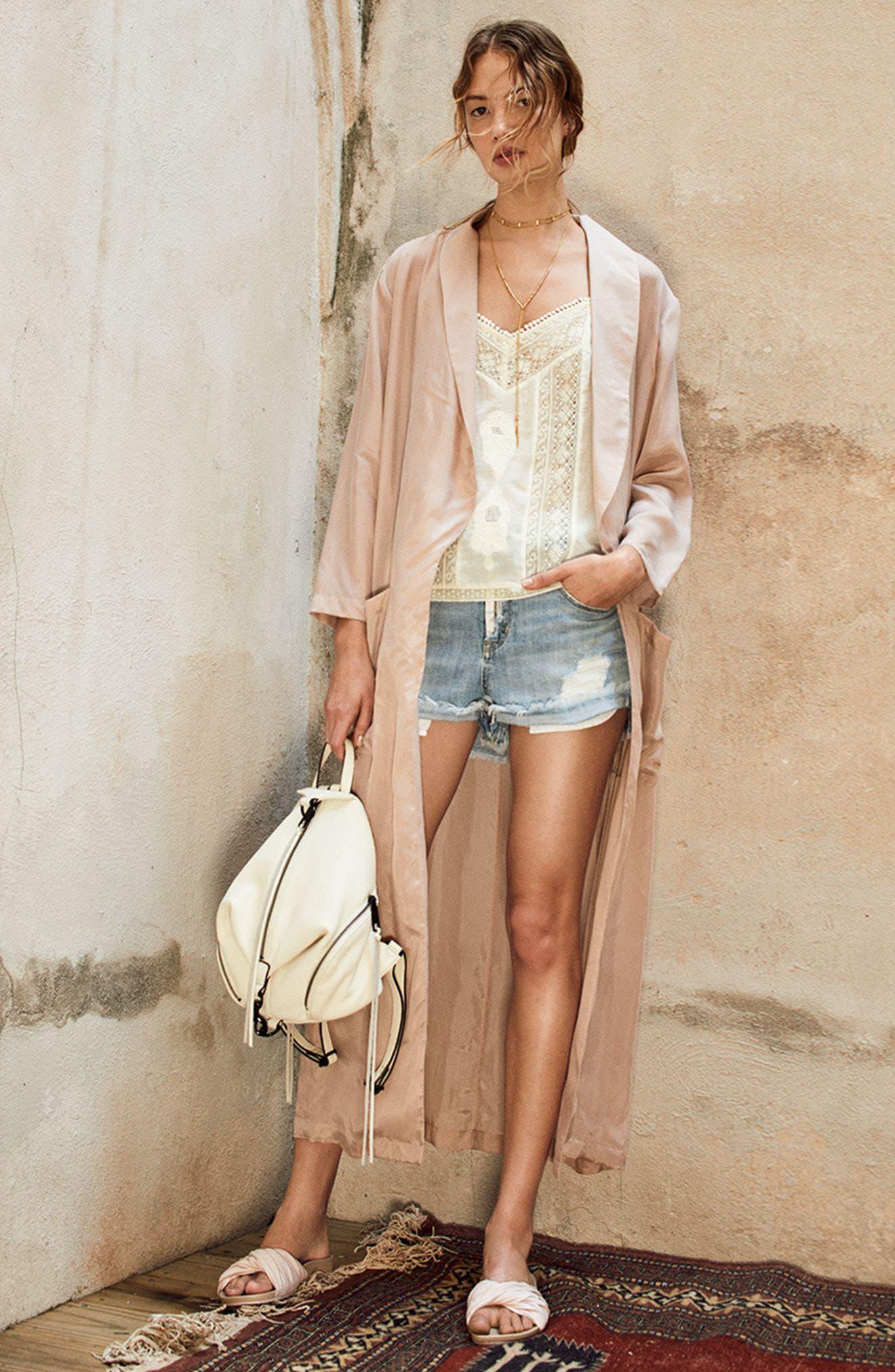 Alternate Image 2  - Hinge Lace Camisole
