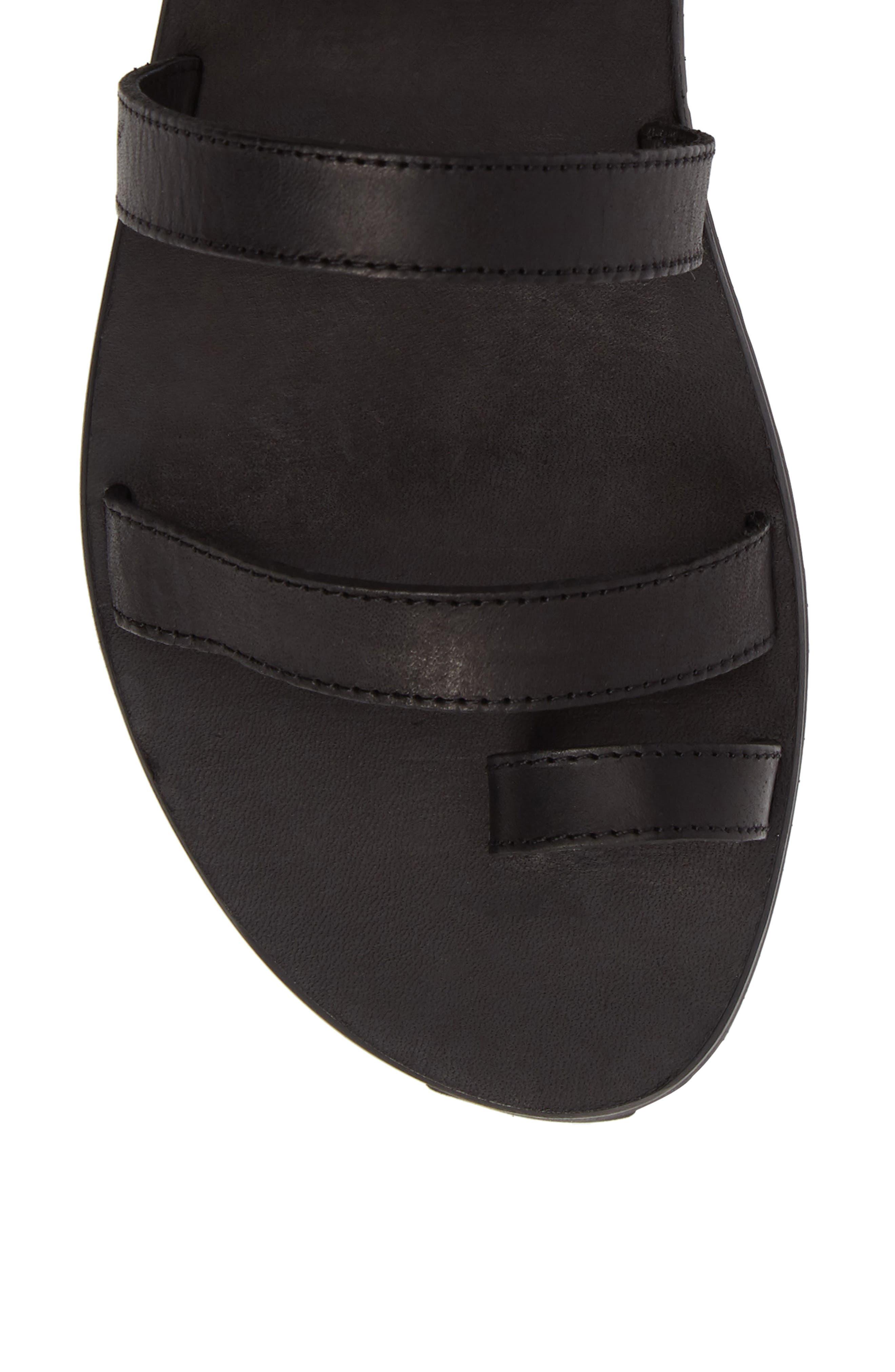 Alternate Image 5  - Eileen Fisher Wales Lace-Up Sandal (Women)