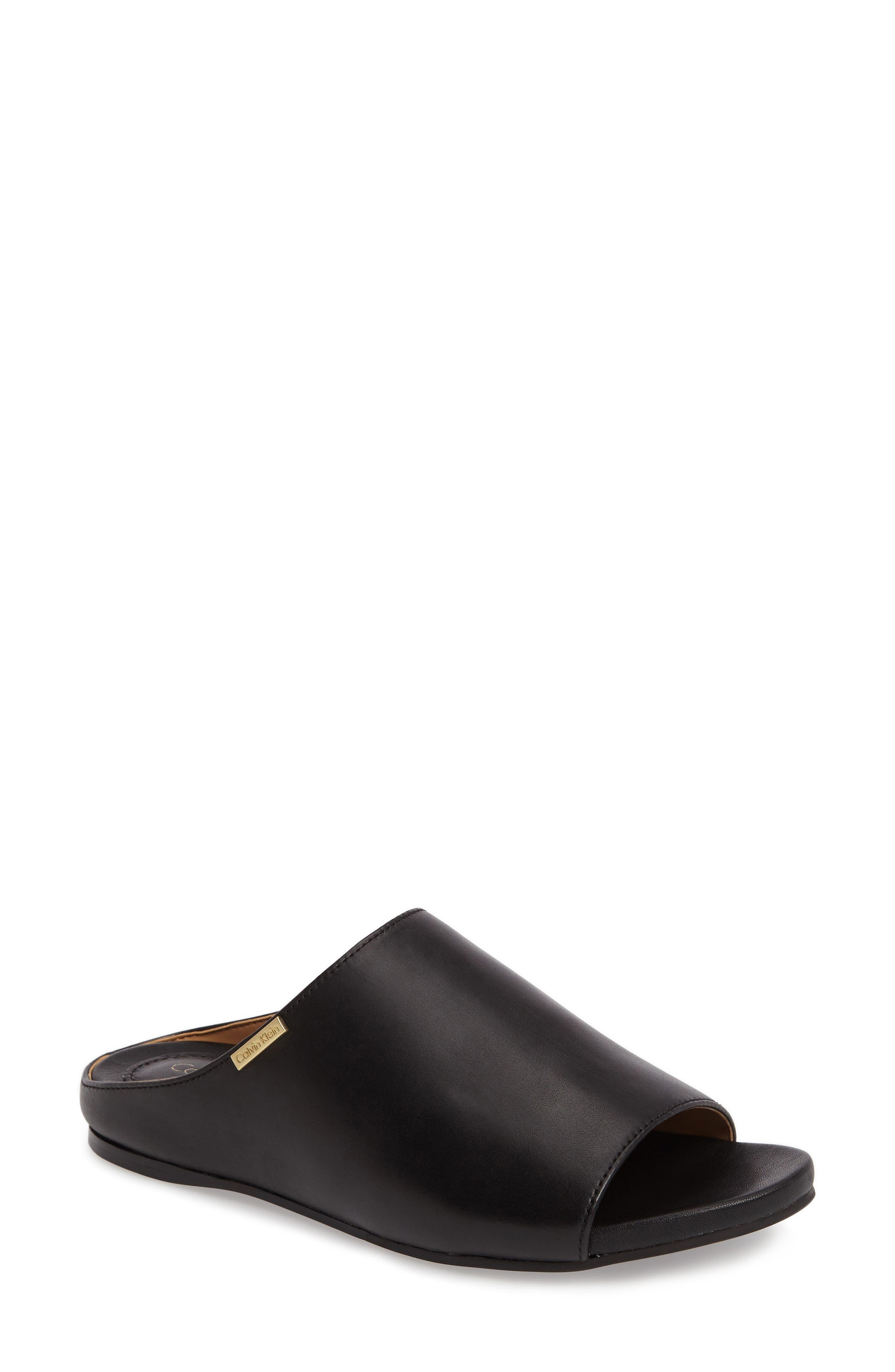 Calvin Klein Palla Slide Sandal (Women)