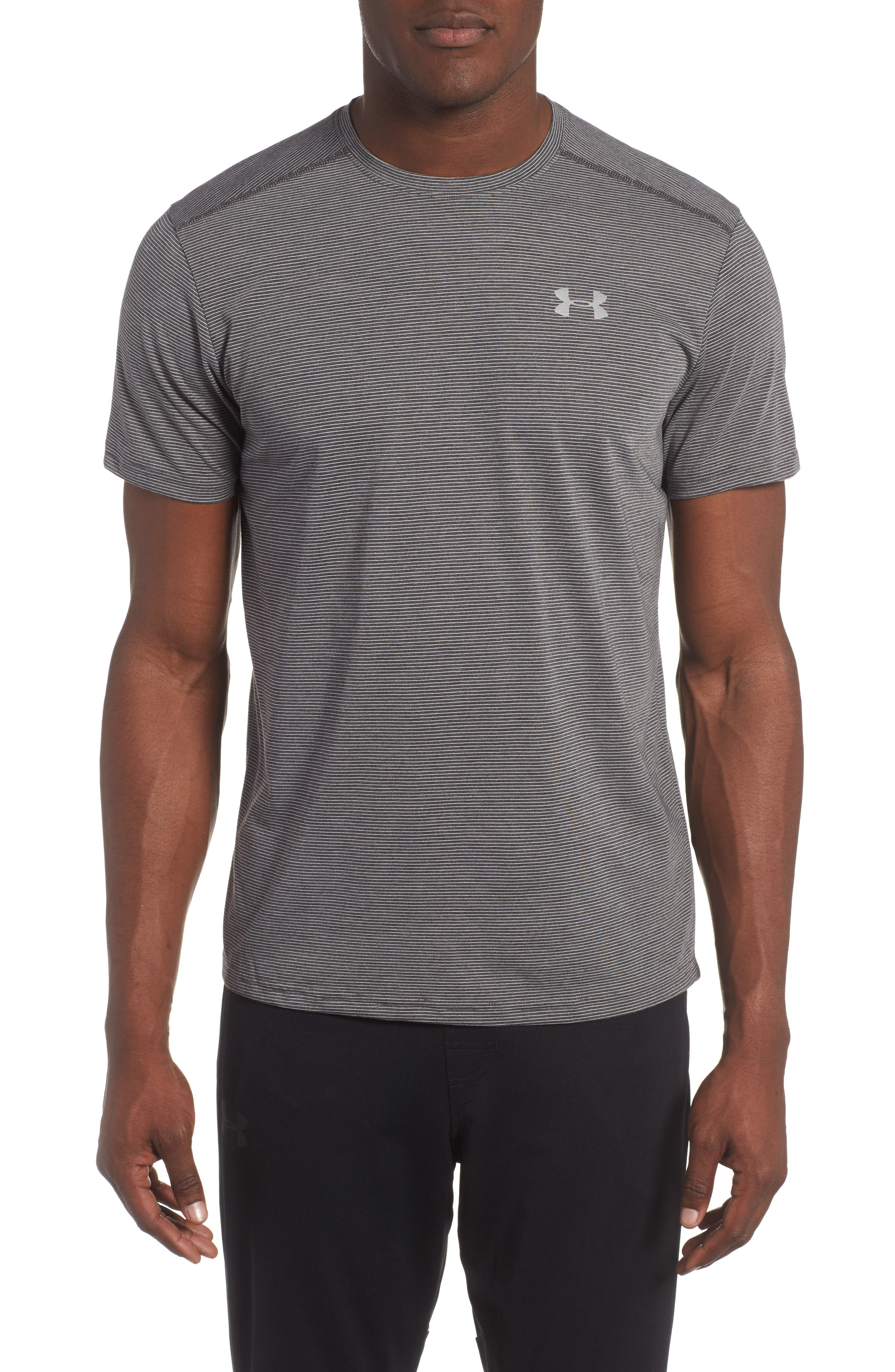 Under Armour 'Streaker Run' Microthread T-Shirt