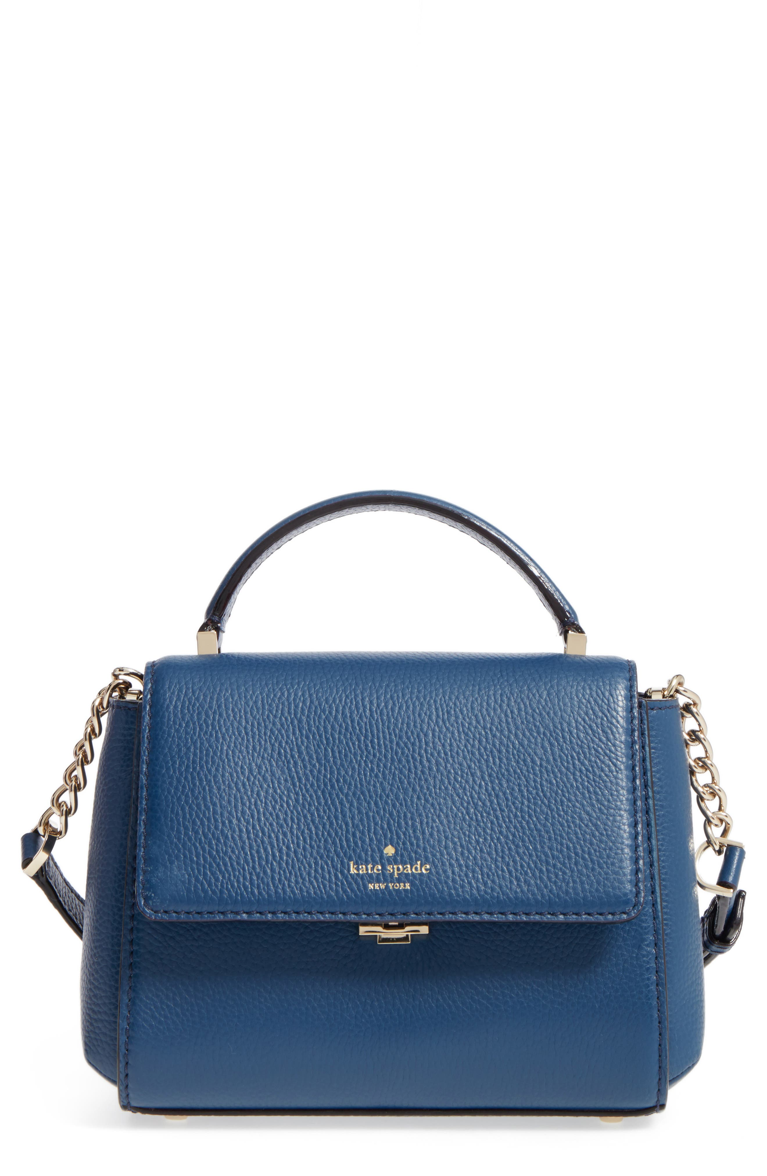 kate spade new york young lane - shirley leather satchel