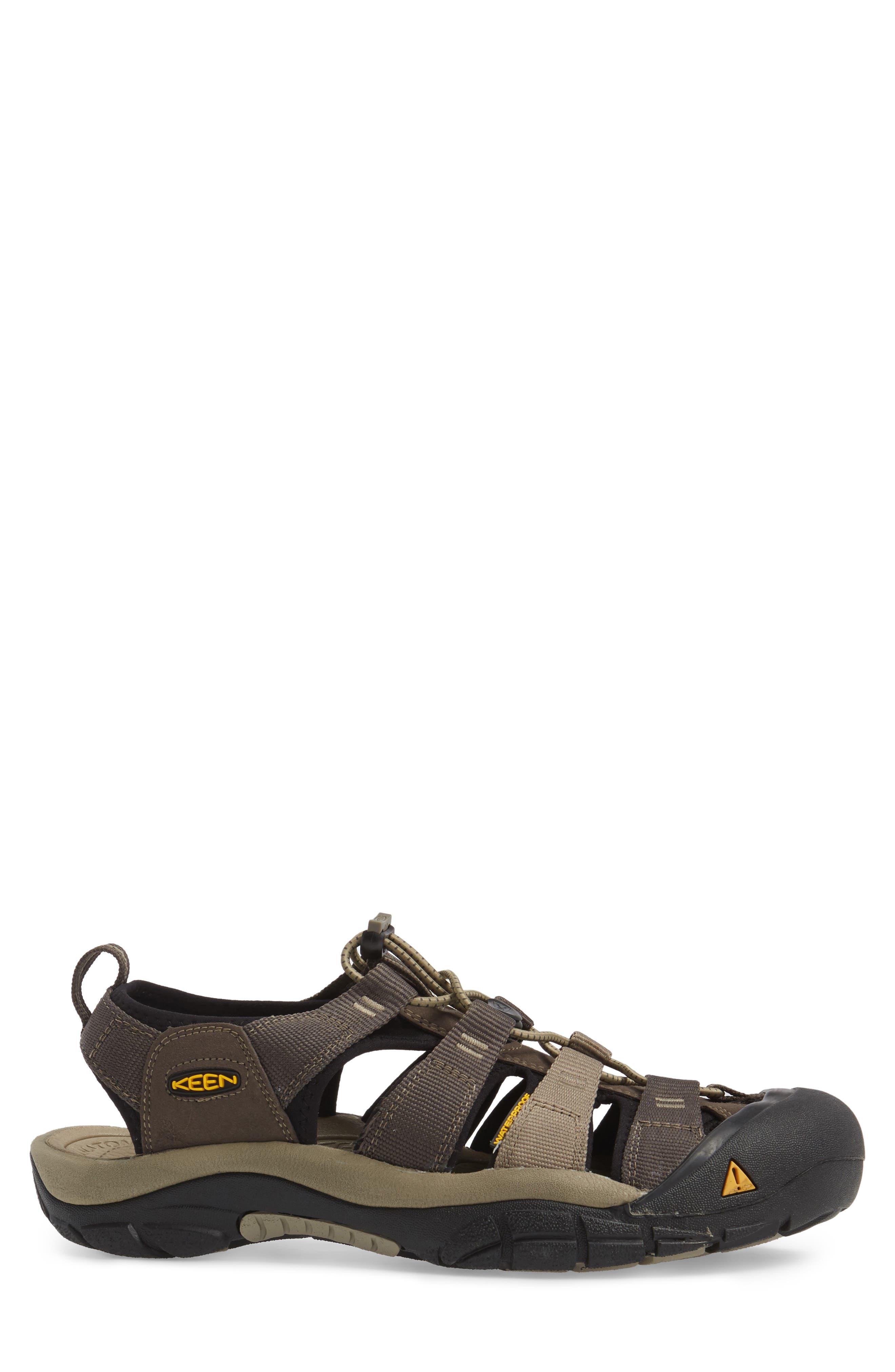 Alternate Image 3  - Keen 'Newport H2' Sandal (Men)