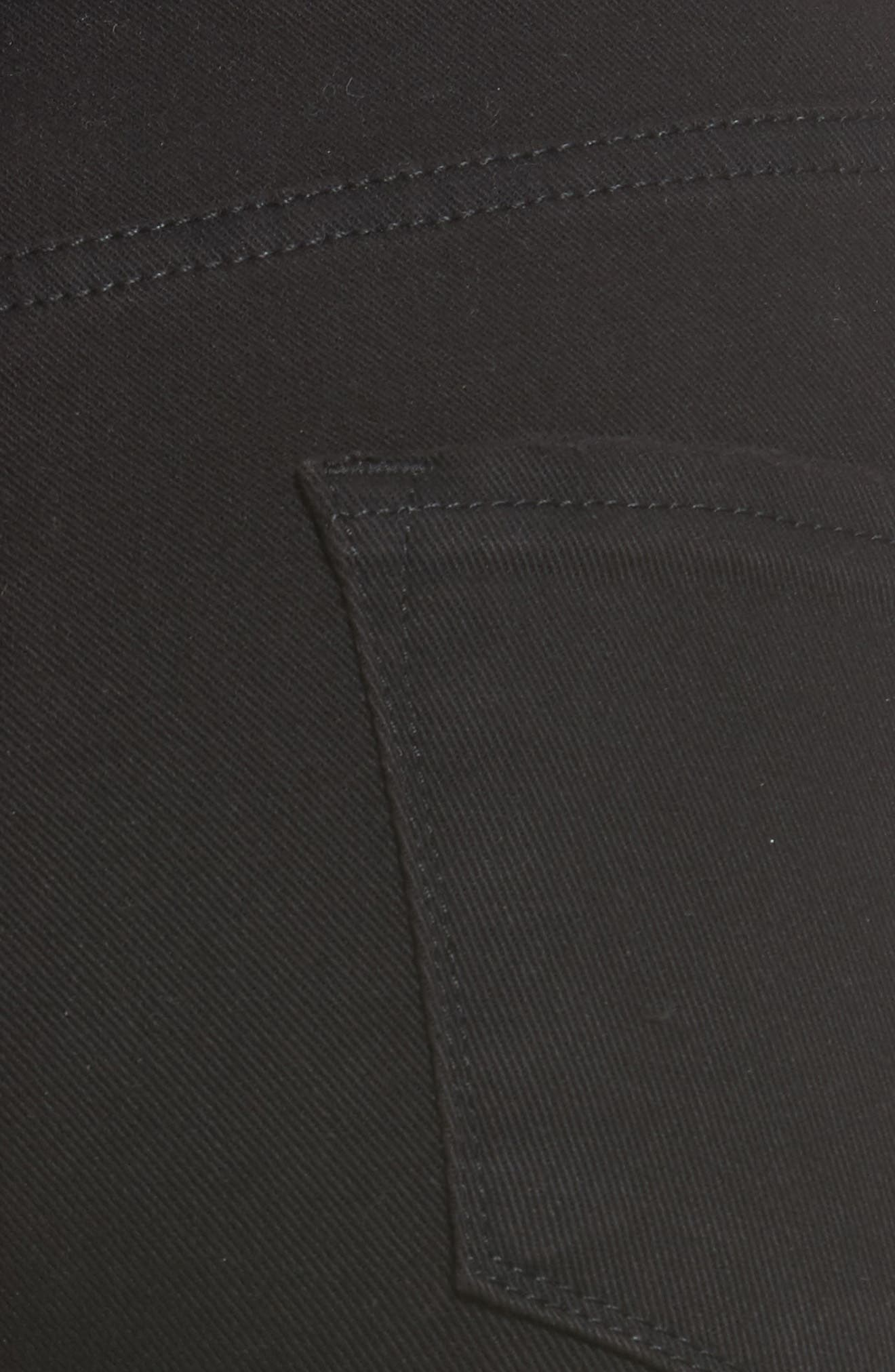 Alternate Image 5  - STS Blue Ashley High Waist Ankle Skinny Jeans