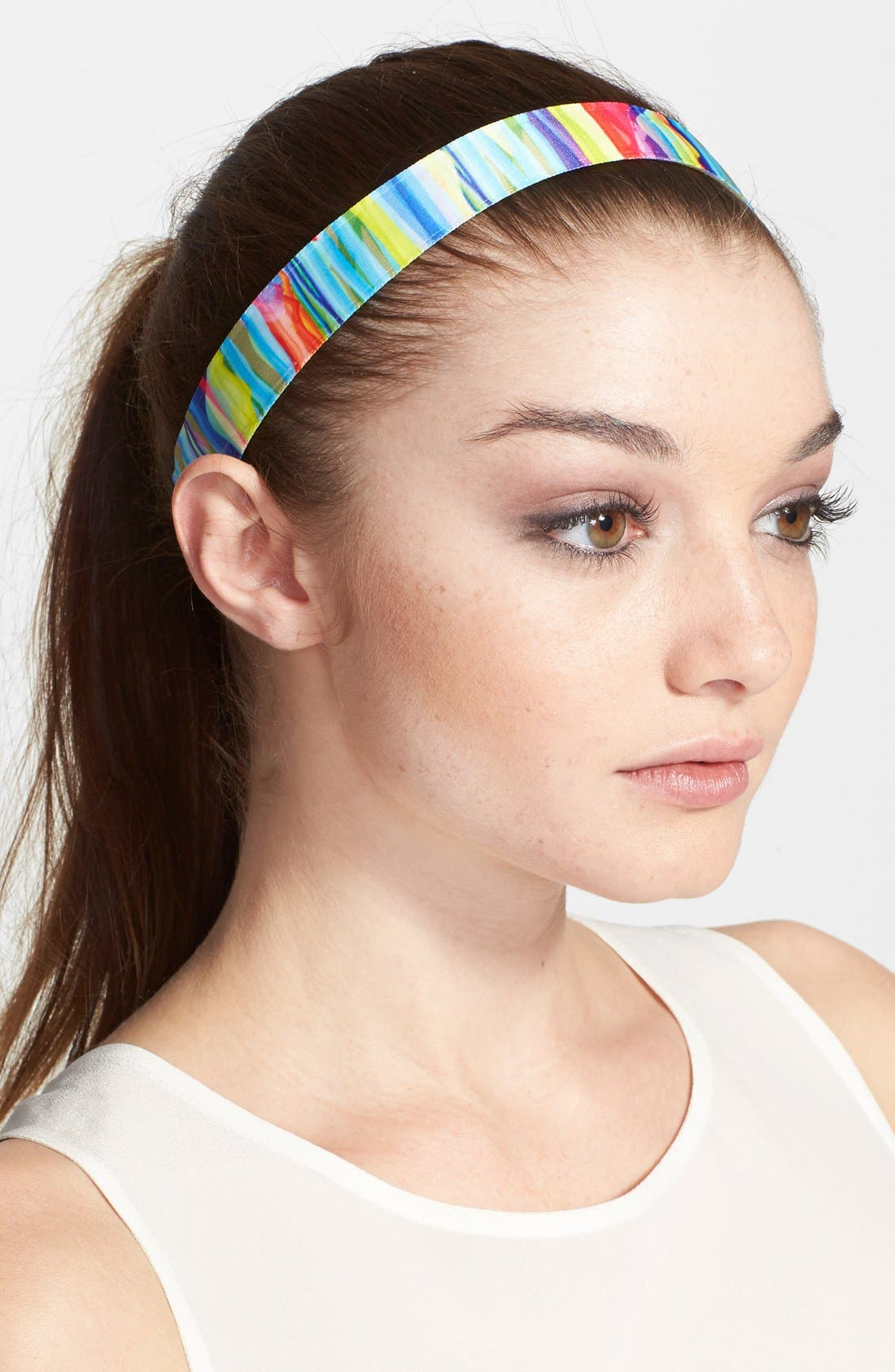 Alternate Image 1 Selected - Sweaty Bands 'Color Me Bad' Fitness Head Wrap
