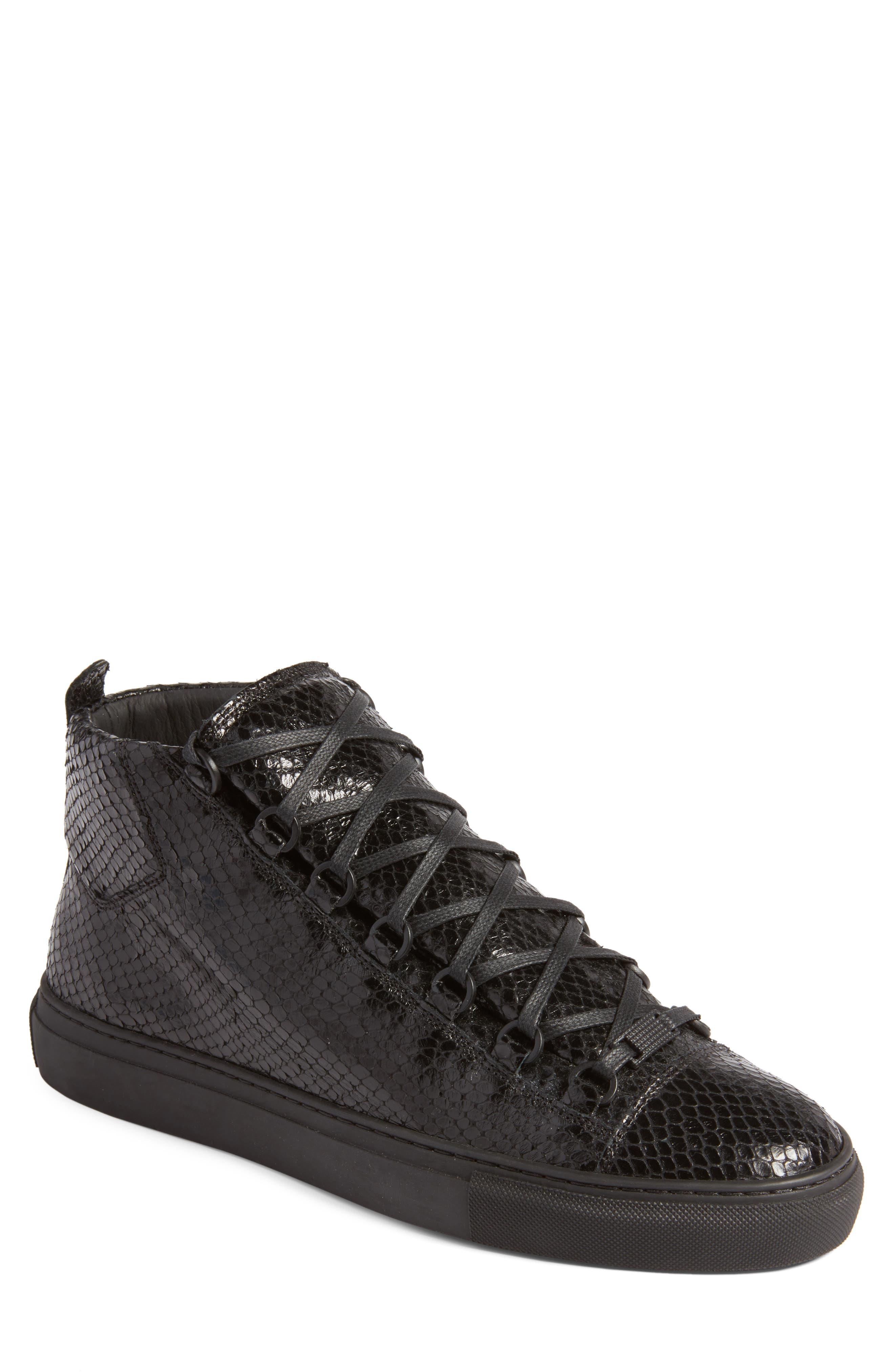 Balenciaga High Top Sneaker (Men)
