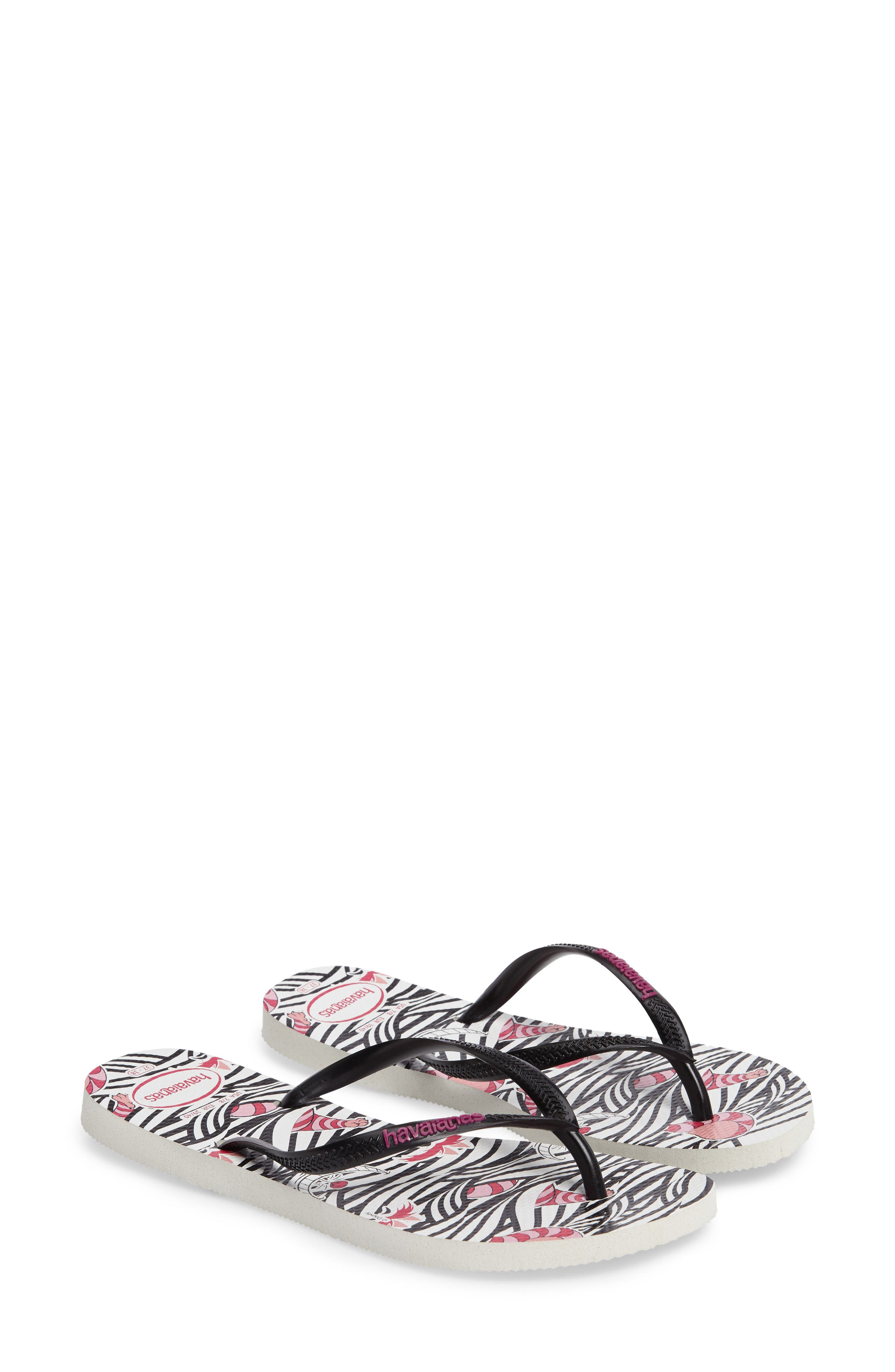 Alternate Image 1 Selected - Havaianas Slim Millennial Disney Thematic Flip Flop (Women)