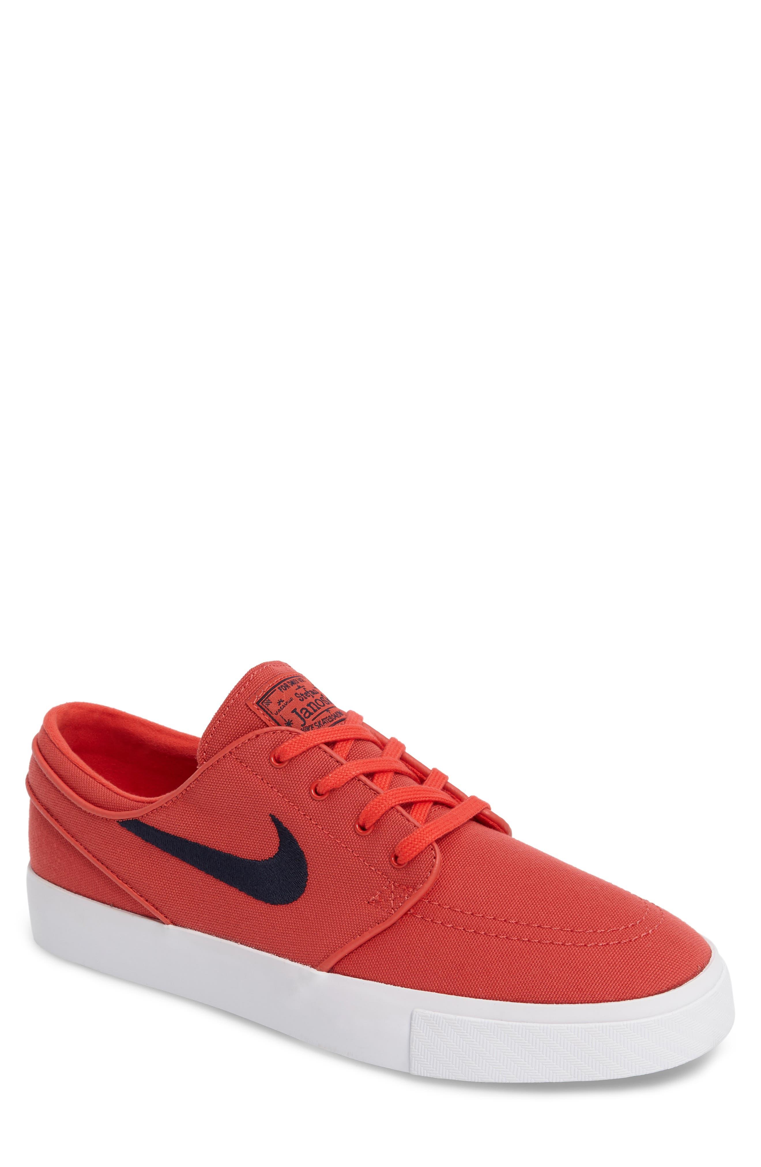 Alternate Image 1 Selected - Nike 'Zoom - Stefan Janoski SB' Canvas Skate Shoe