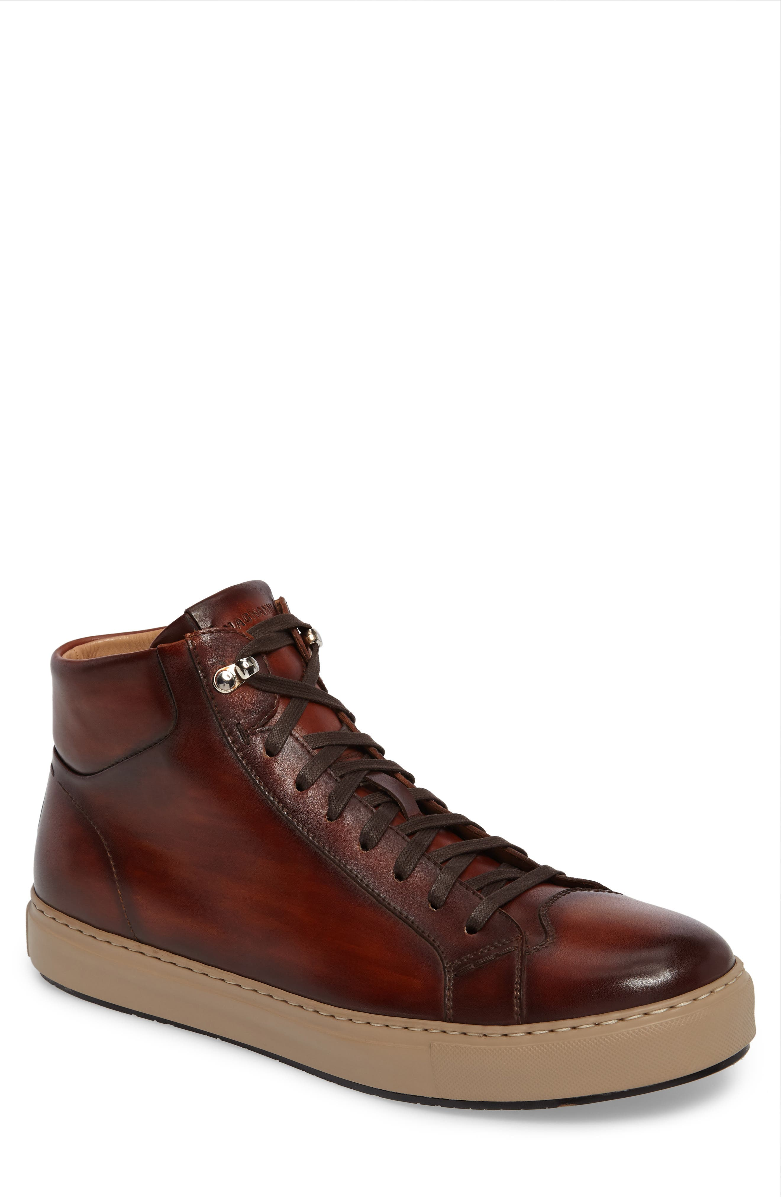 Magnanni DJ Lo High-Top Sneaker (Men)