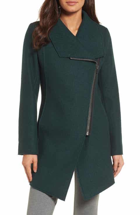 Women's Green Wool Coats | Nordstrom