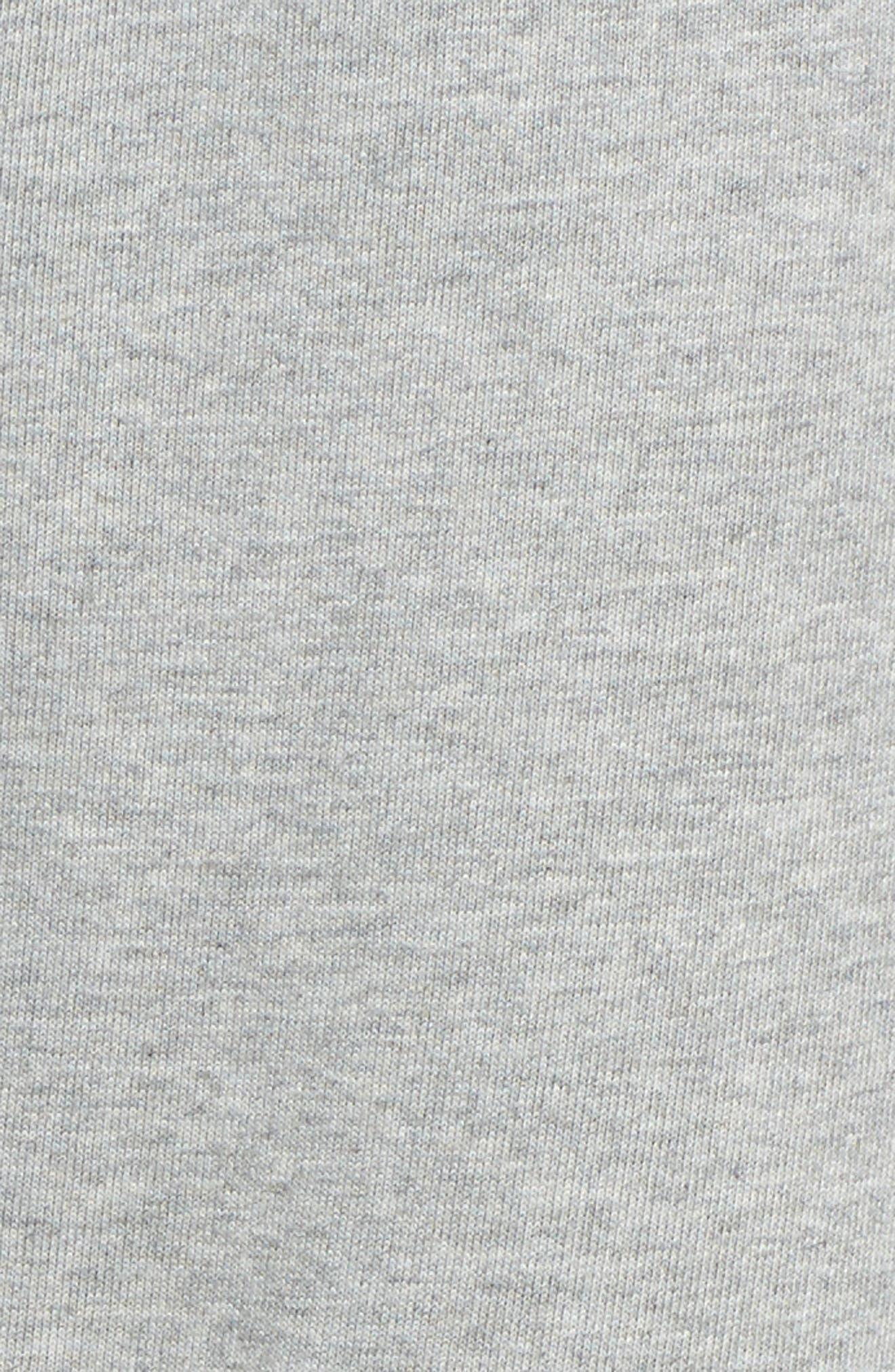 Alternate Image 5  - Nike Sportswear Gym Capris