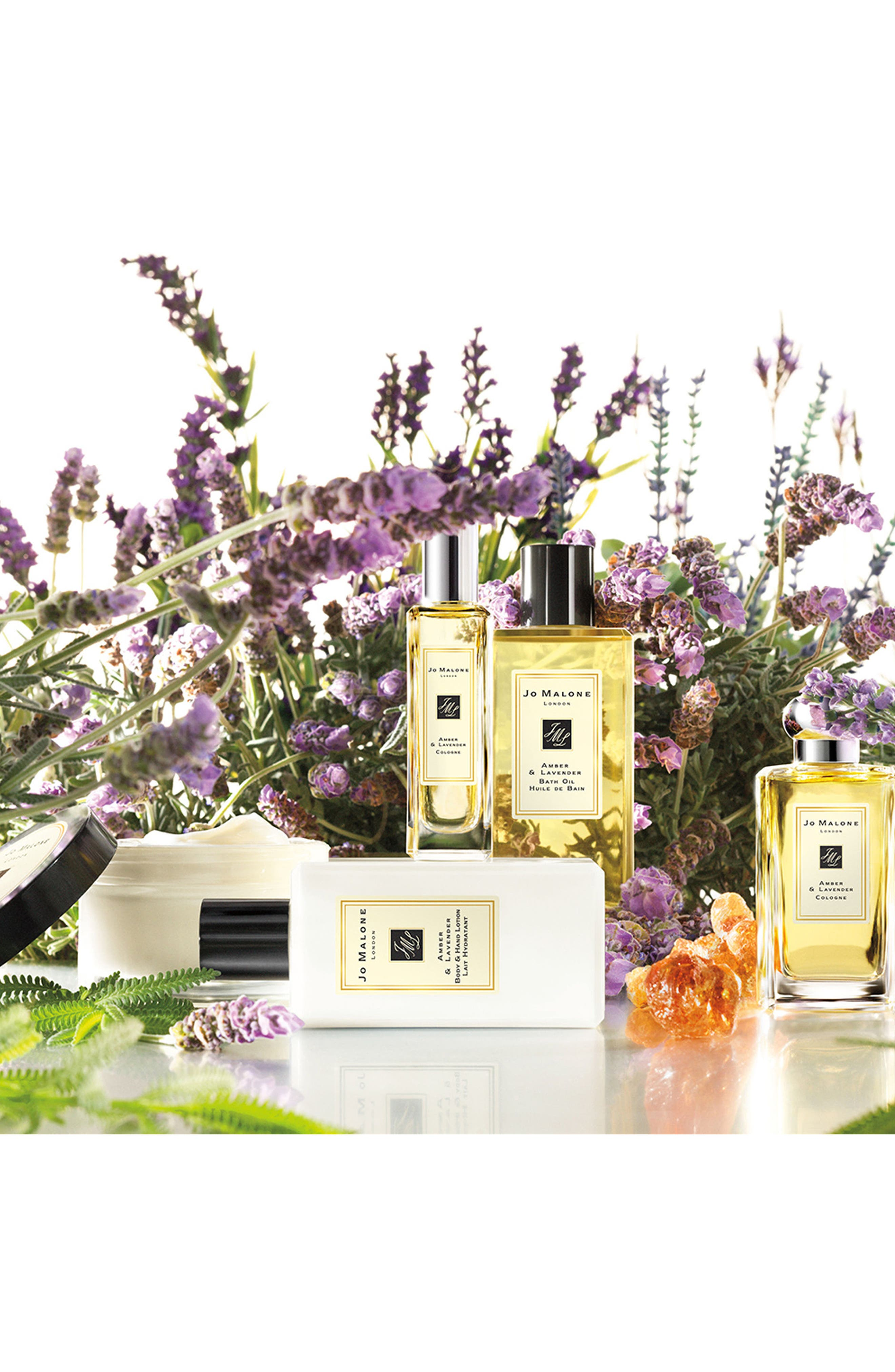 Alternate Image 3  - Jo Malone London™ 'Amber & Lavender' Bath Oil (8.5 oz.)
