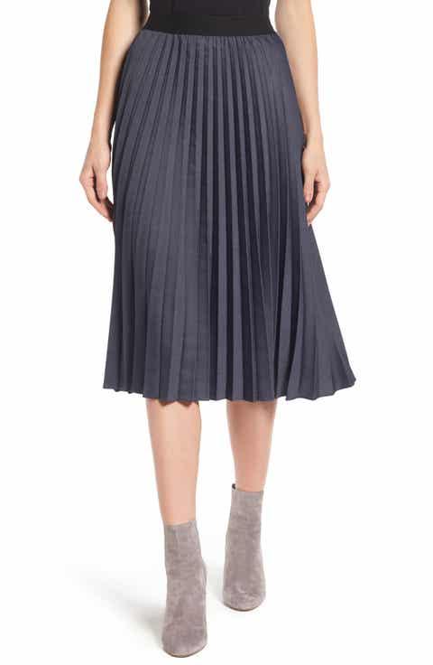 Knee-Length Skirts: Lace, Tweed, Sequin, Wool & More | Nordstrom