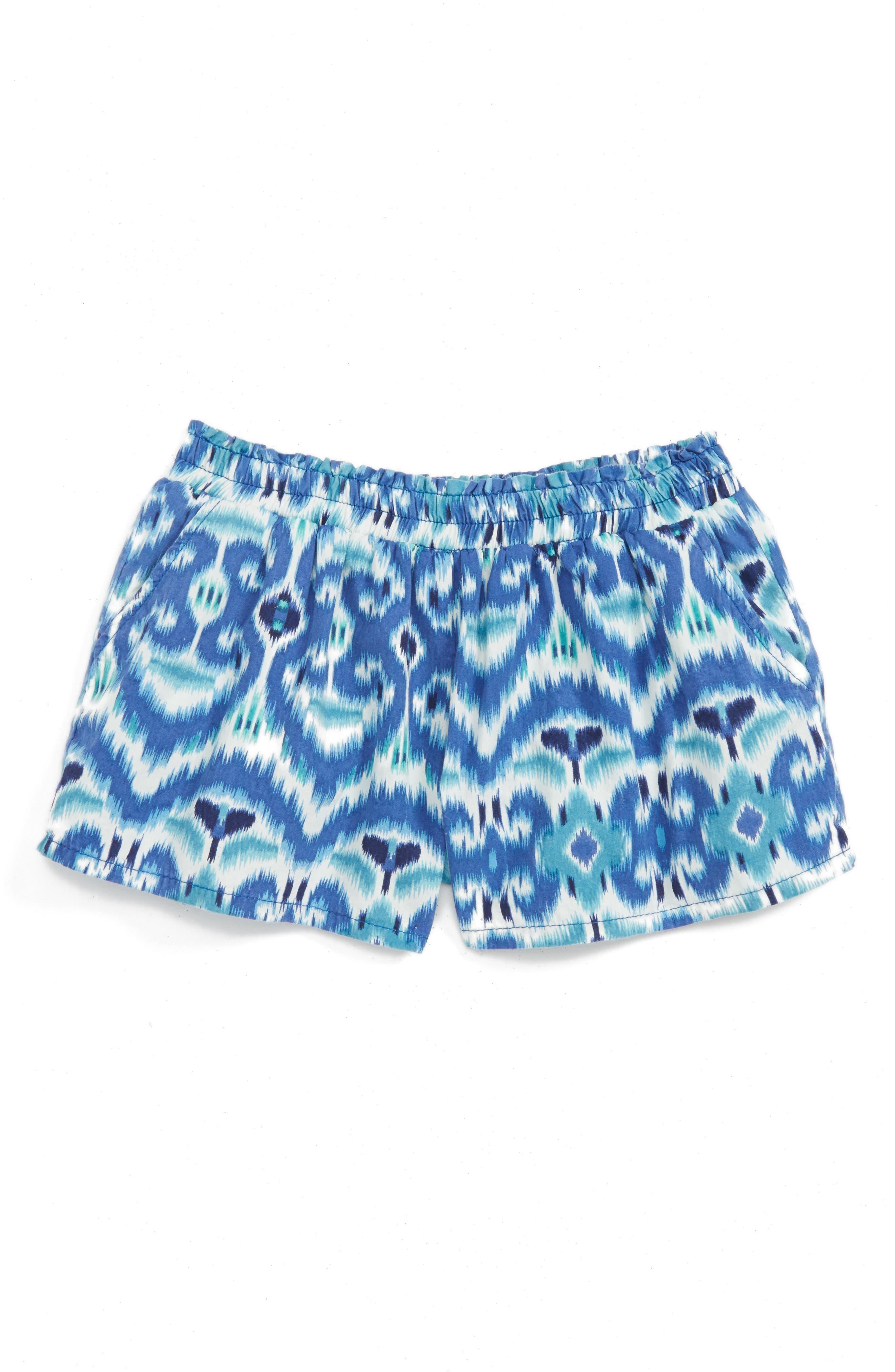 Peak Seaside Shorts (Toddler Girls, Little Girls & Big Girls)