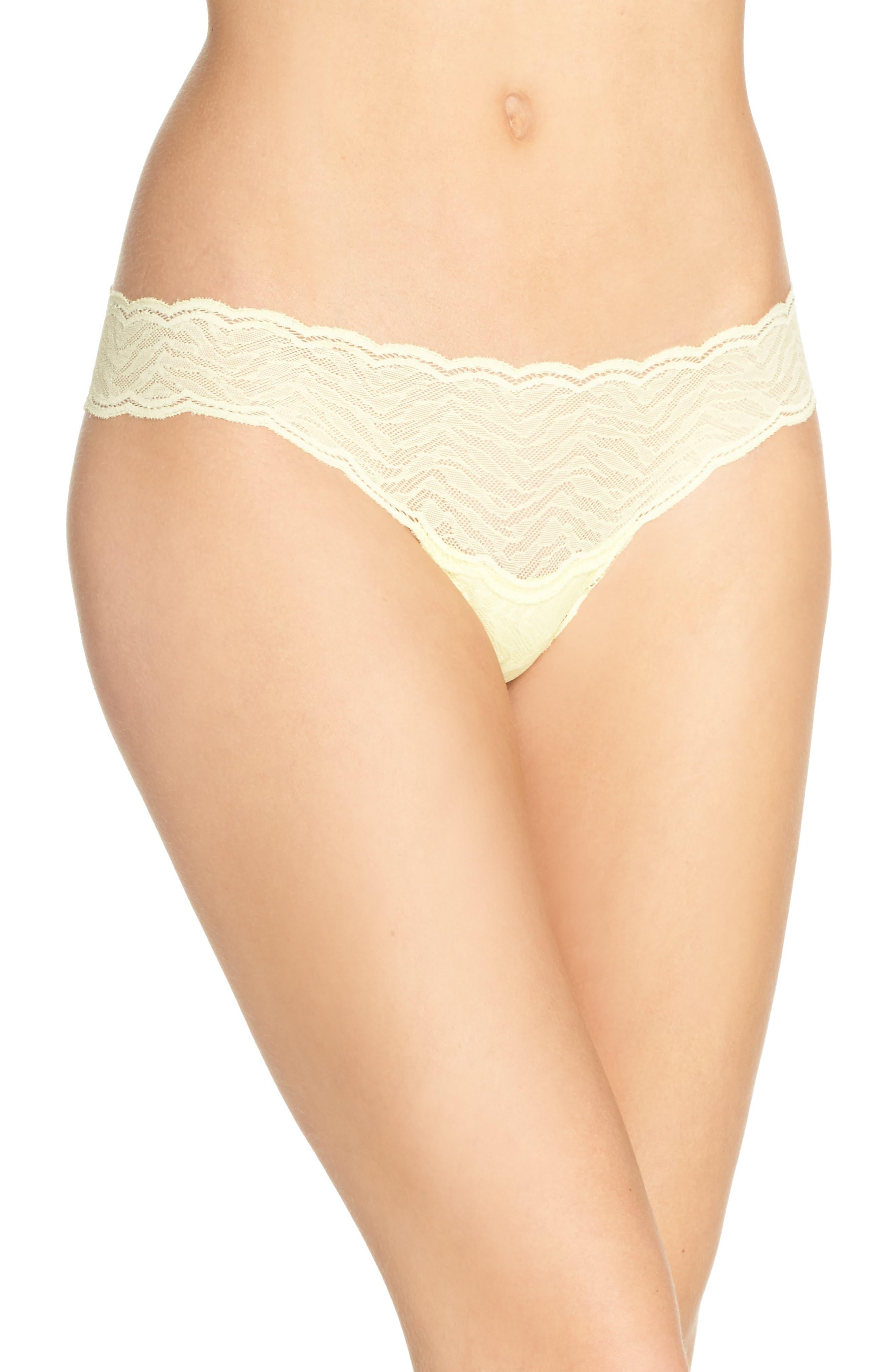 Cosabella Sweet Treats Lace Thong