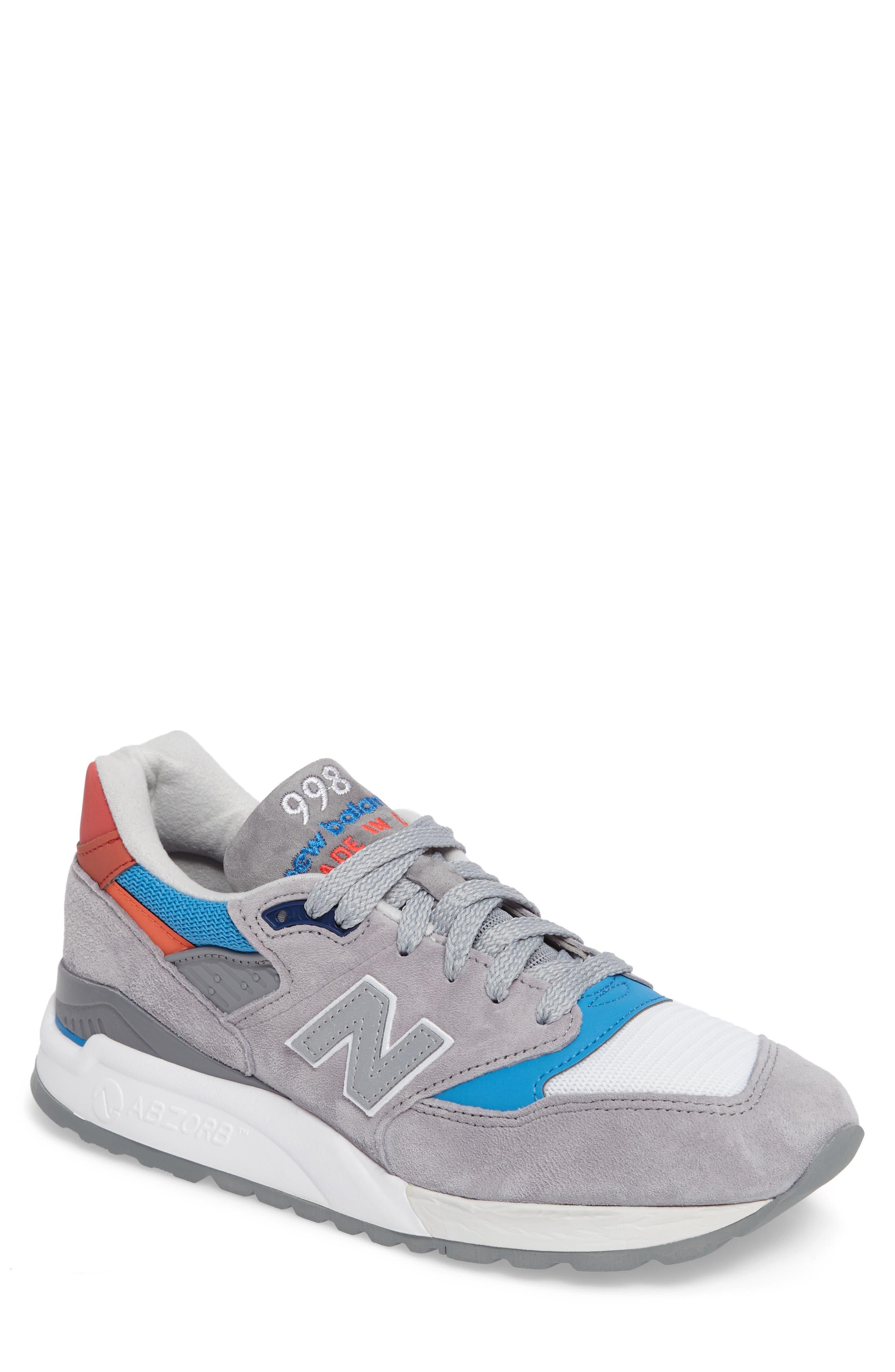 New Balance 998 Sneaker (Men)