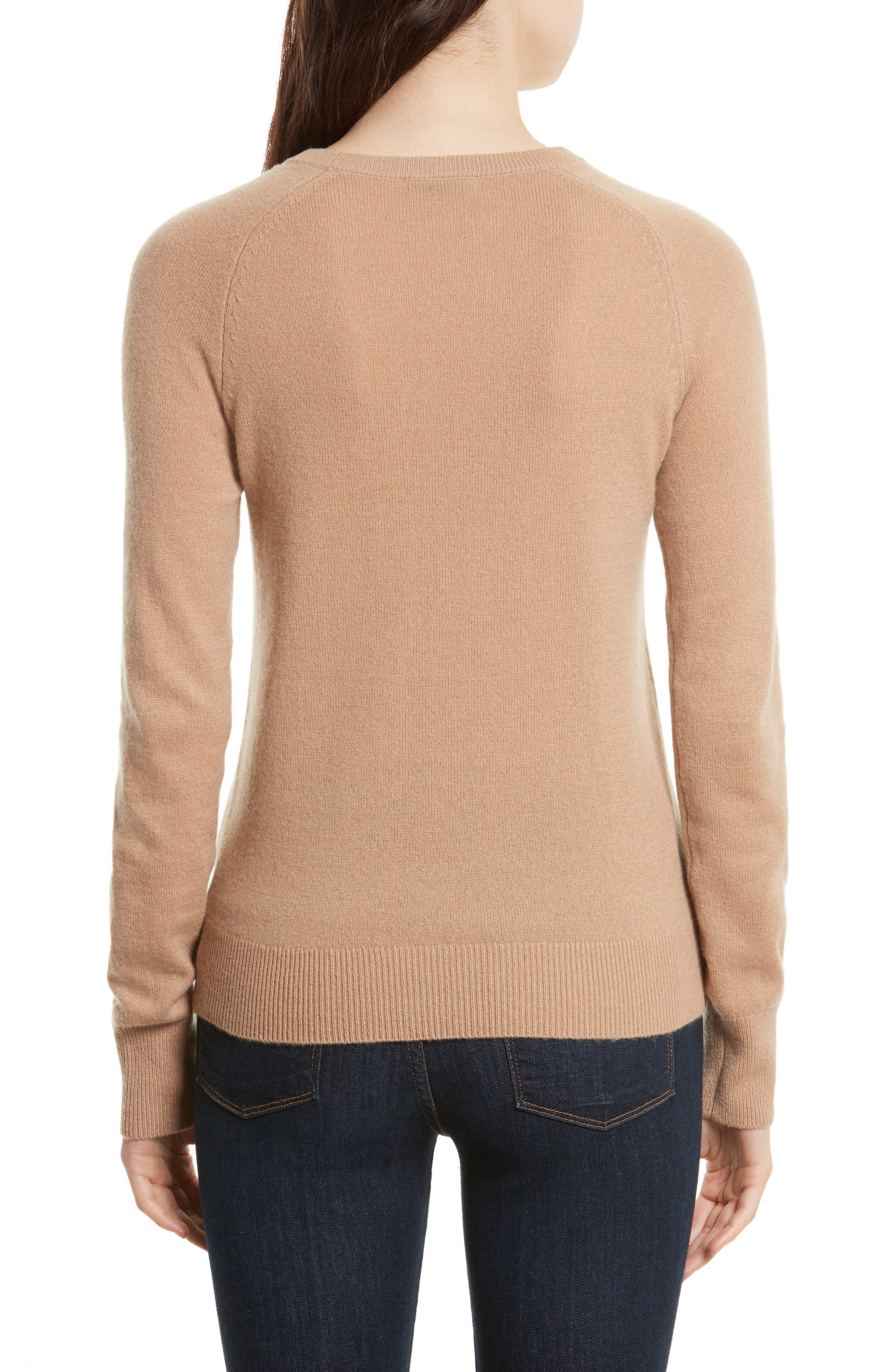 Alternate Image 2  - Equipment 'Sloane' Crewneck Cashmere Sweater