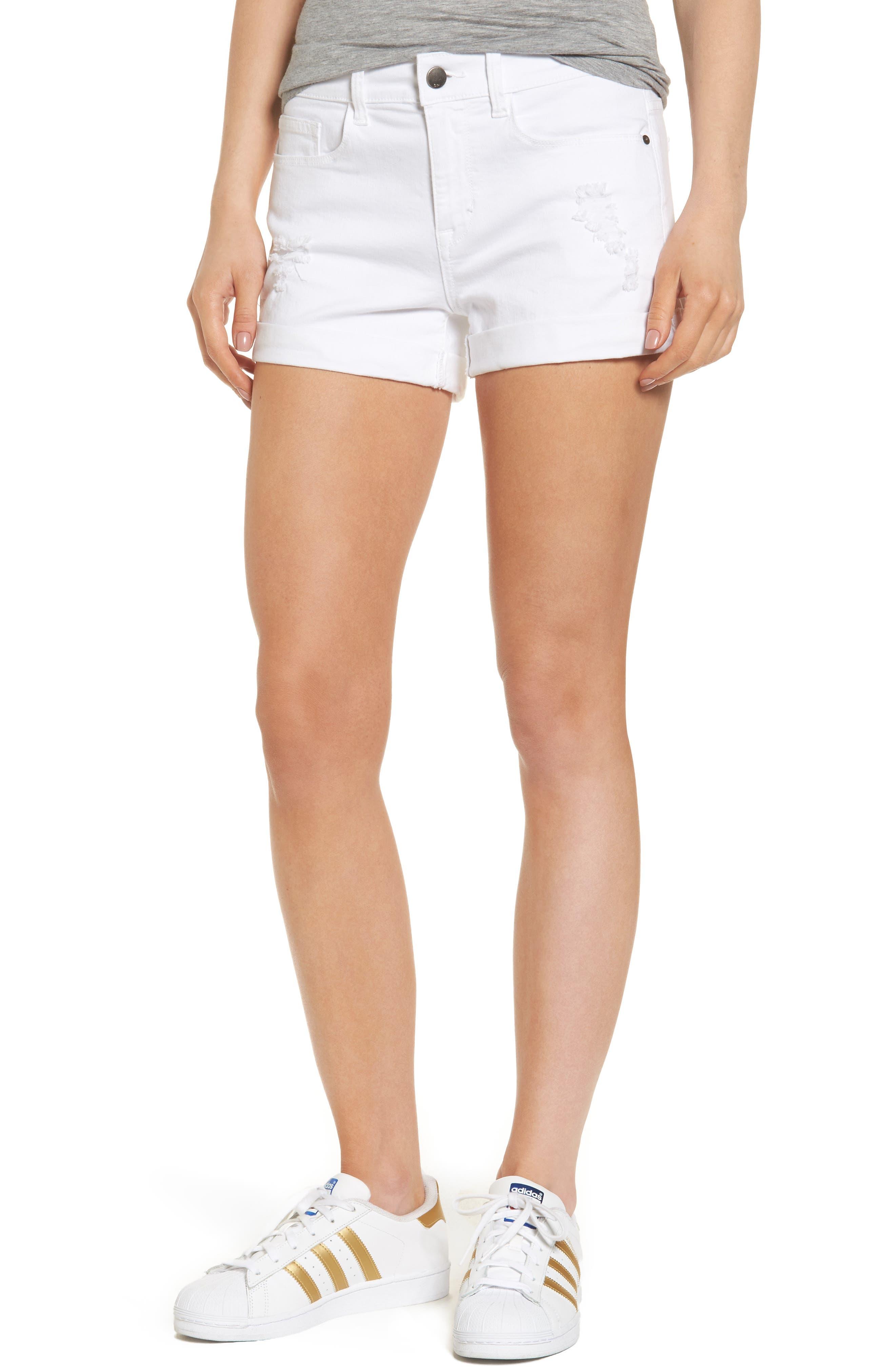 SP Black Decon Denim Shorts
