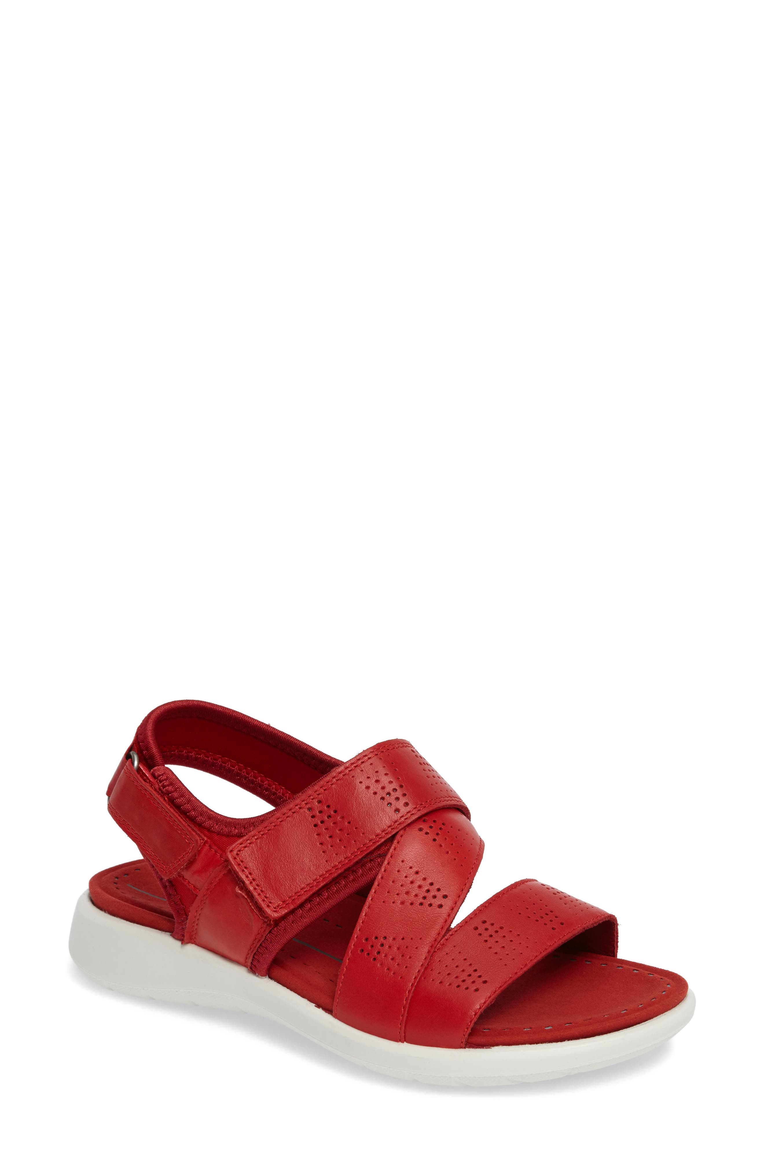 ECCO Soft 5 Sandal (Women)