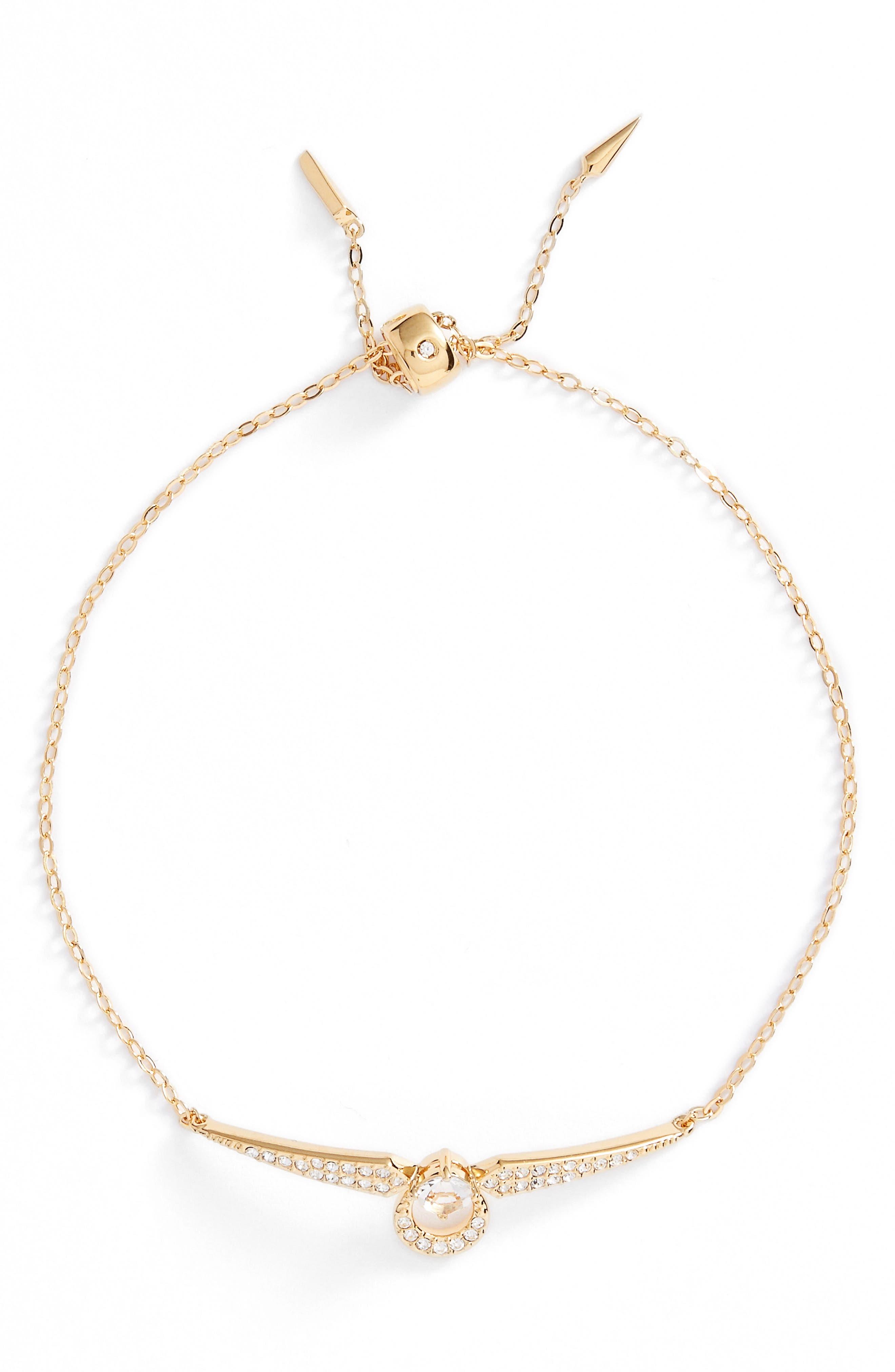Nadri Crystal Bracelet