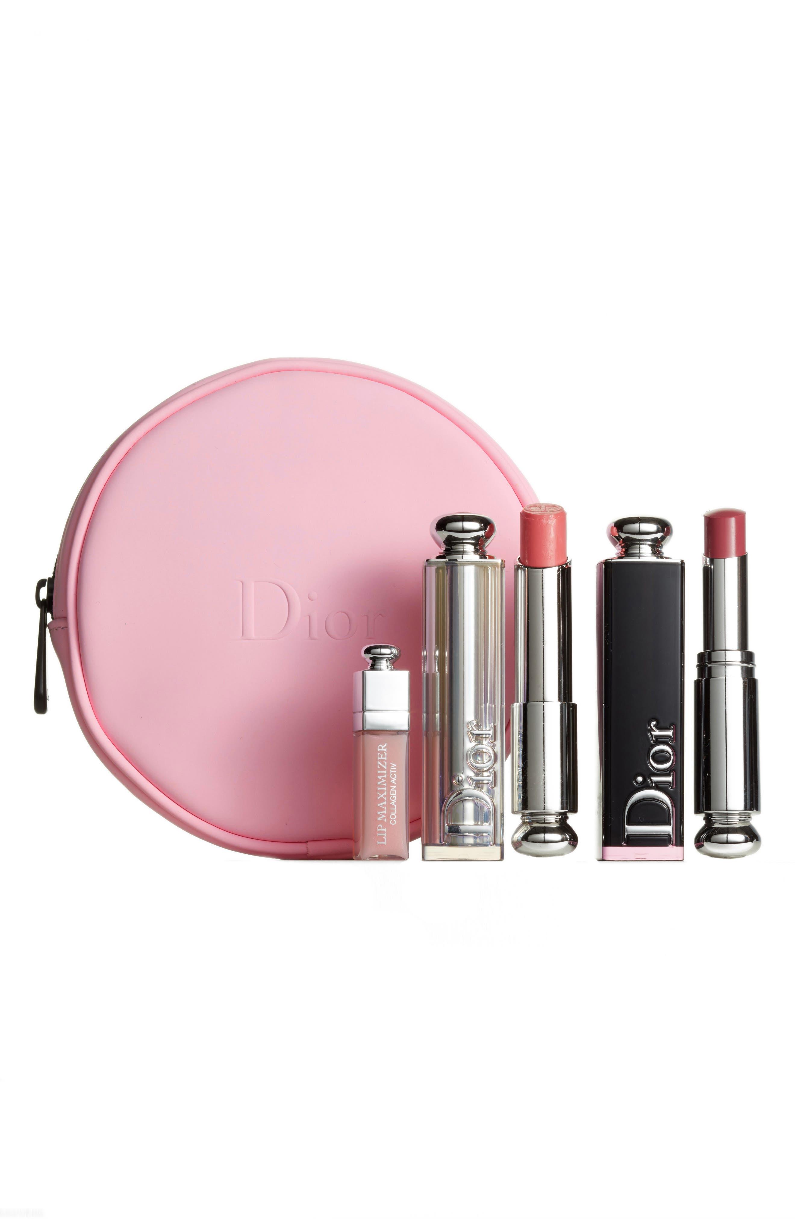 Dior Addicted to Pink Lip Set