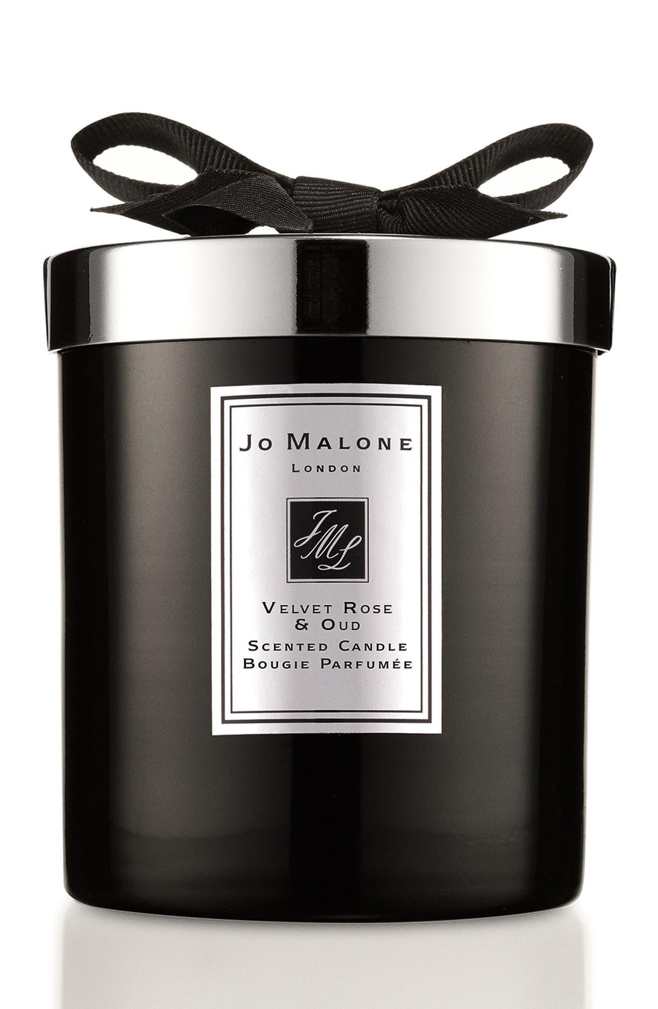 Alternate Image 1 Selected - Jo Malone™ 'Velvet Rose & Oud' Home Candle