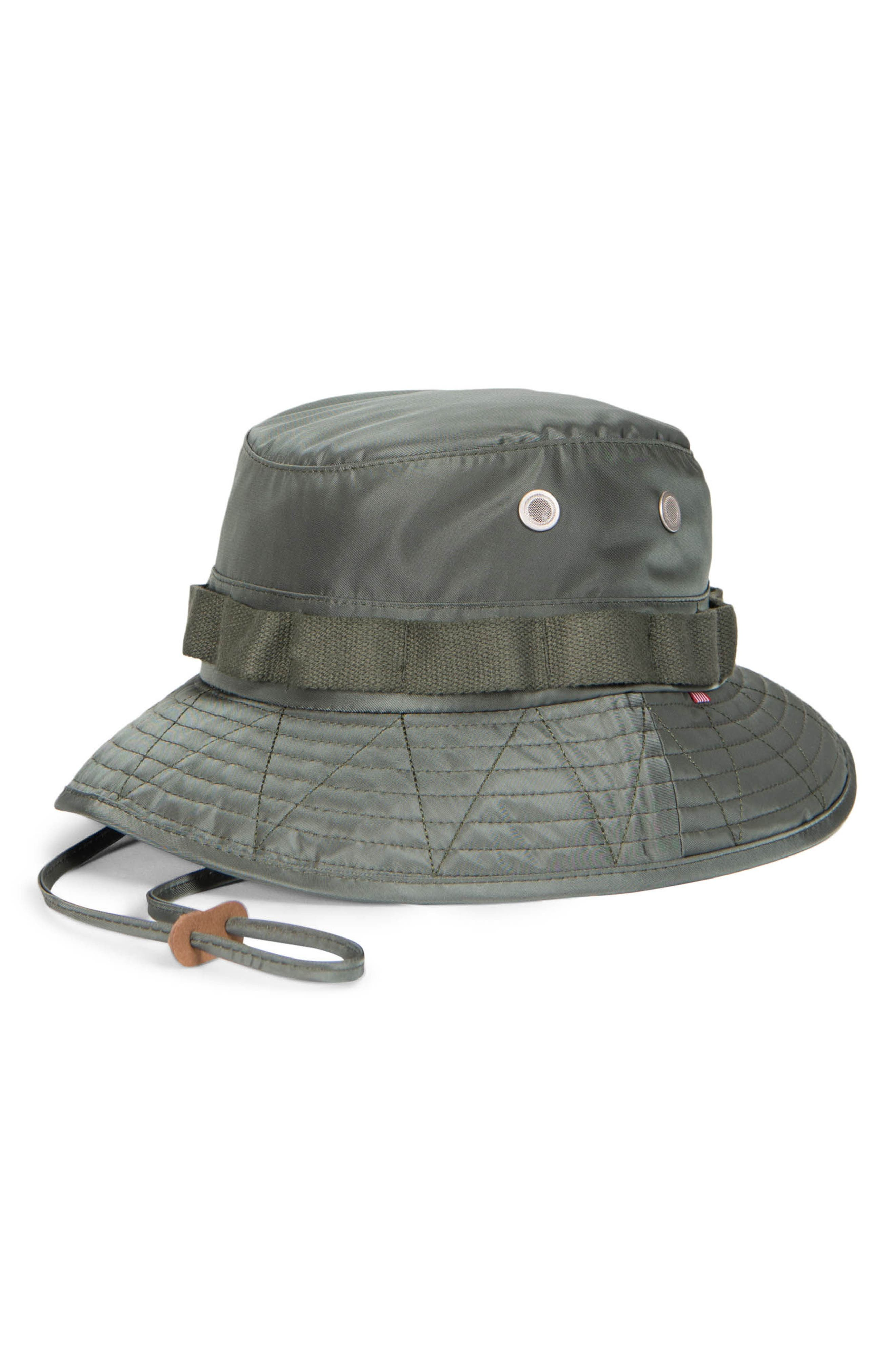 Herschel Supply Co. Creek Surplus Collection Bucket Hat