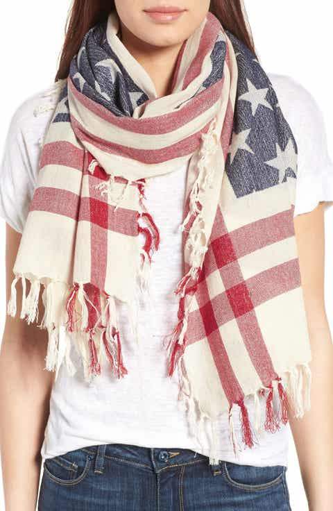 Collection XIIX Stars   Stripes Scarf