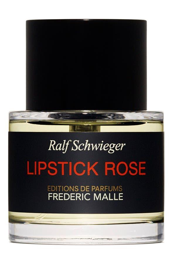 Editions de Parfums Frédéric Malle Lipstick Rose Travel Fragrance ...