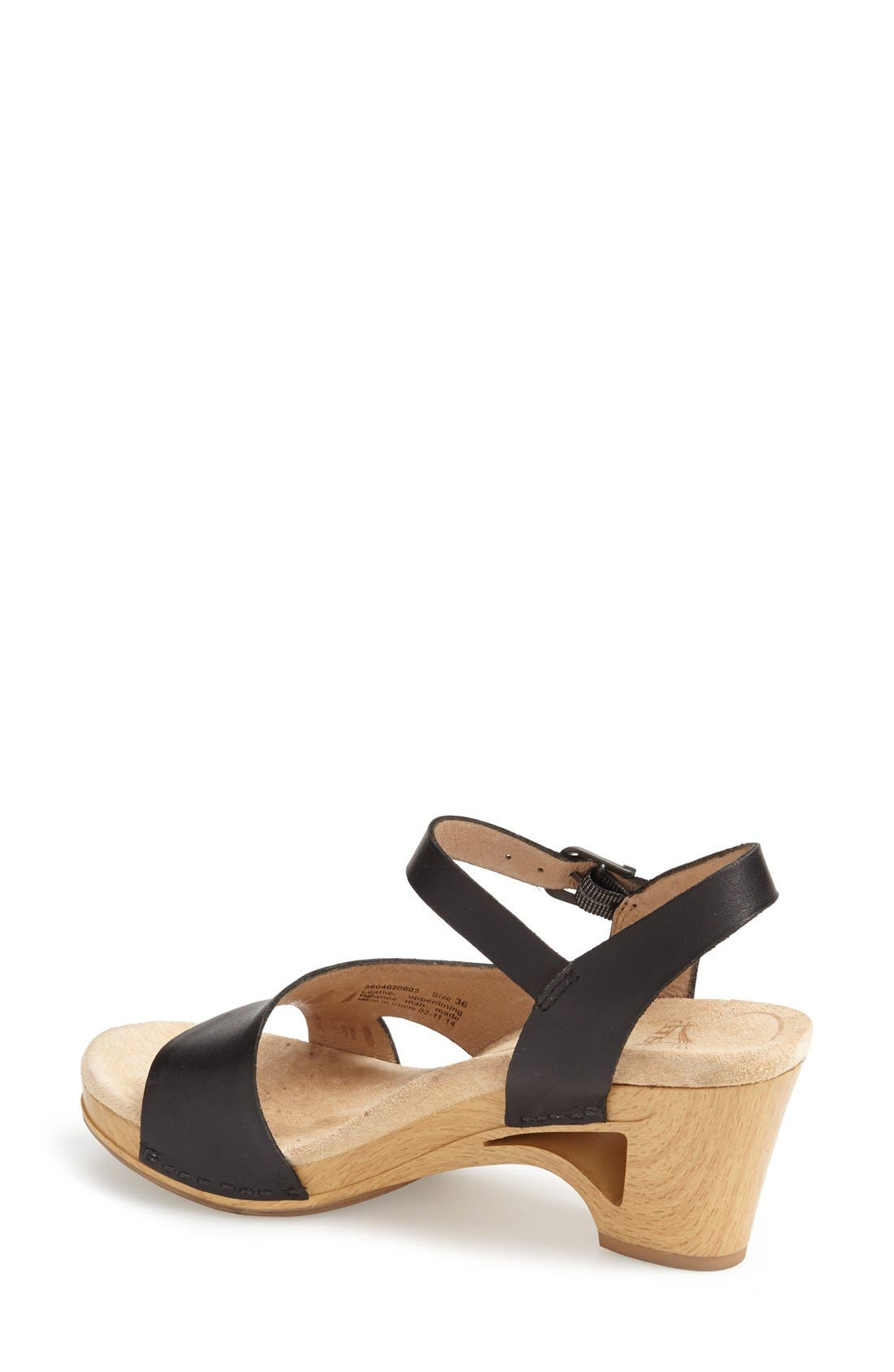 Alternate Image 2  - Dansko 'Tasha' Sandal
