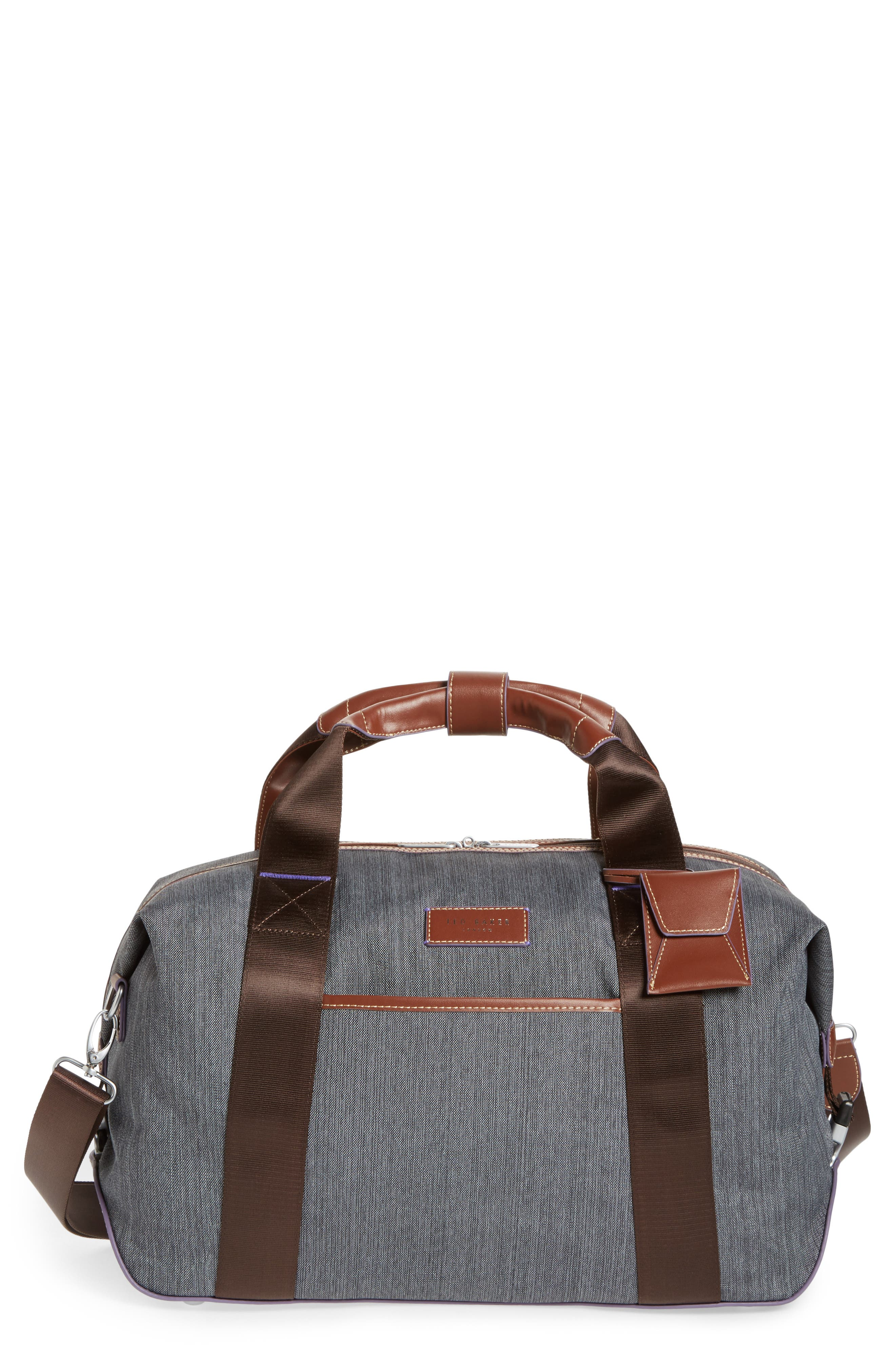 Ted Baker London Small Falconwood Duffel Bag
