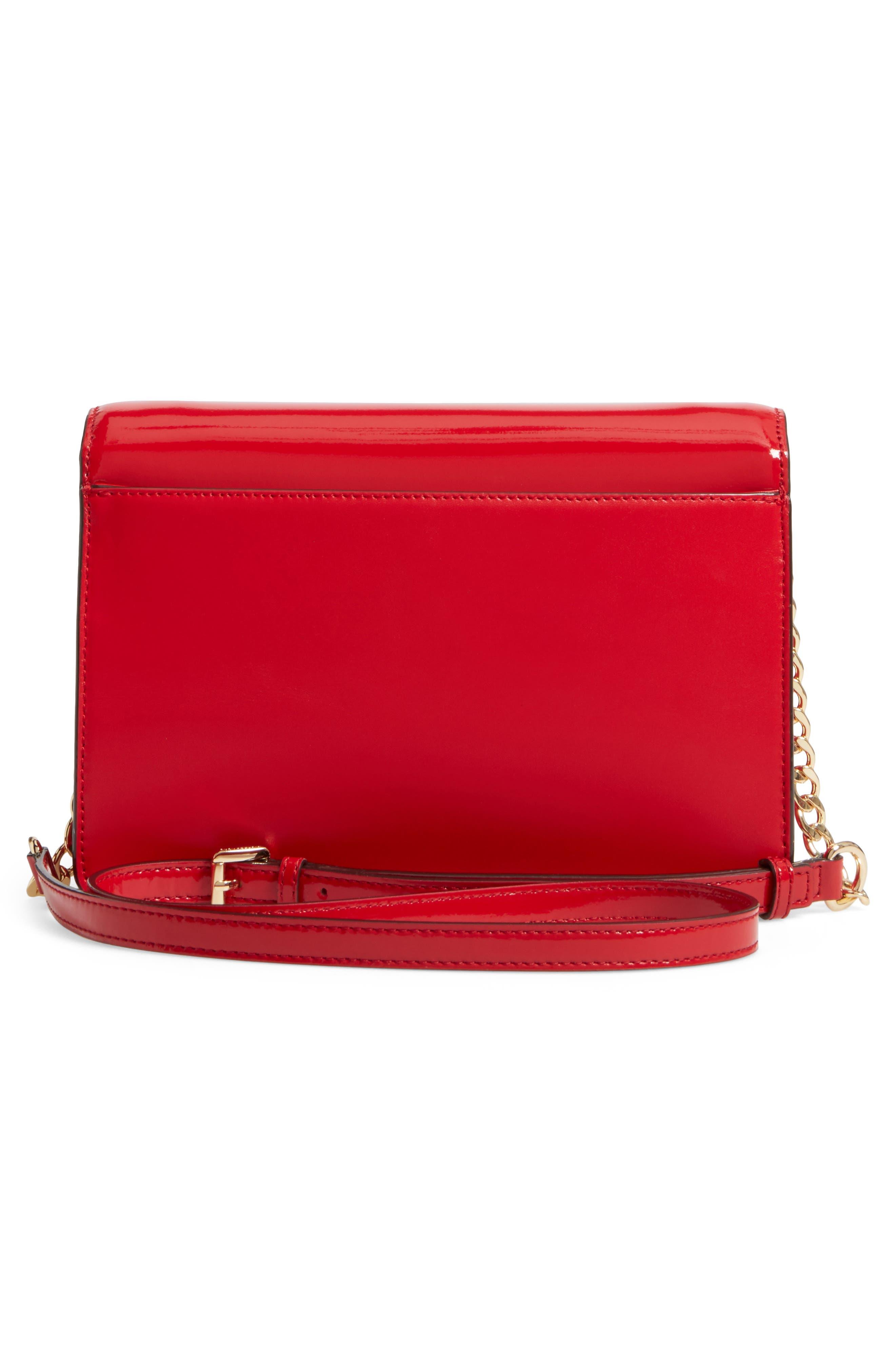 Alternate Image 2  - MICHAEL Michael Kors Large Daniela Leather Crossbody Bag
