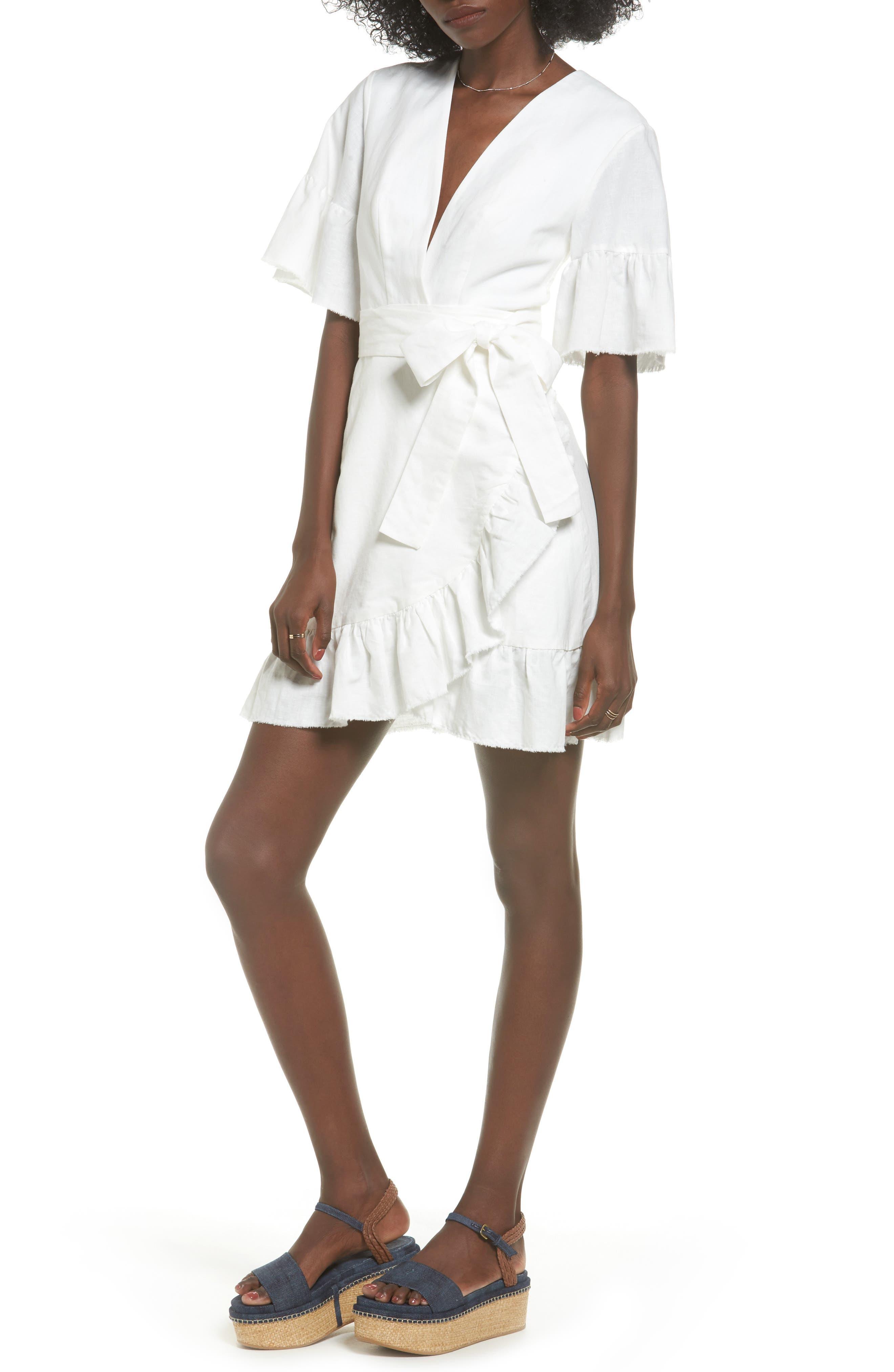 Majorelle Priscila Wrap Dress