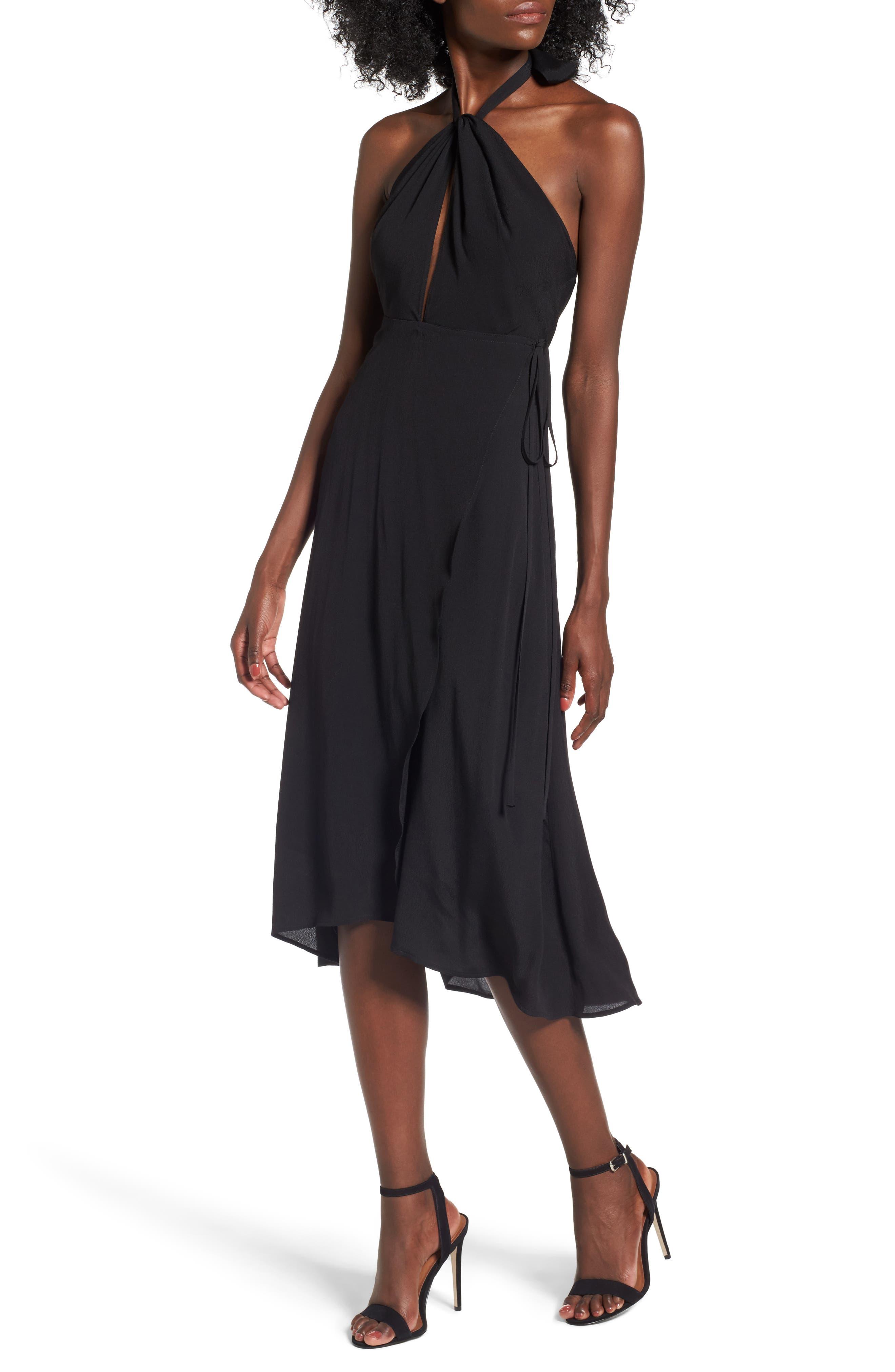 ASTR the Label Luciana Halter Dress