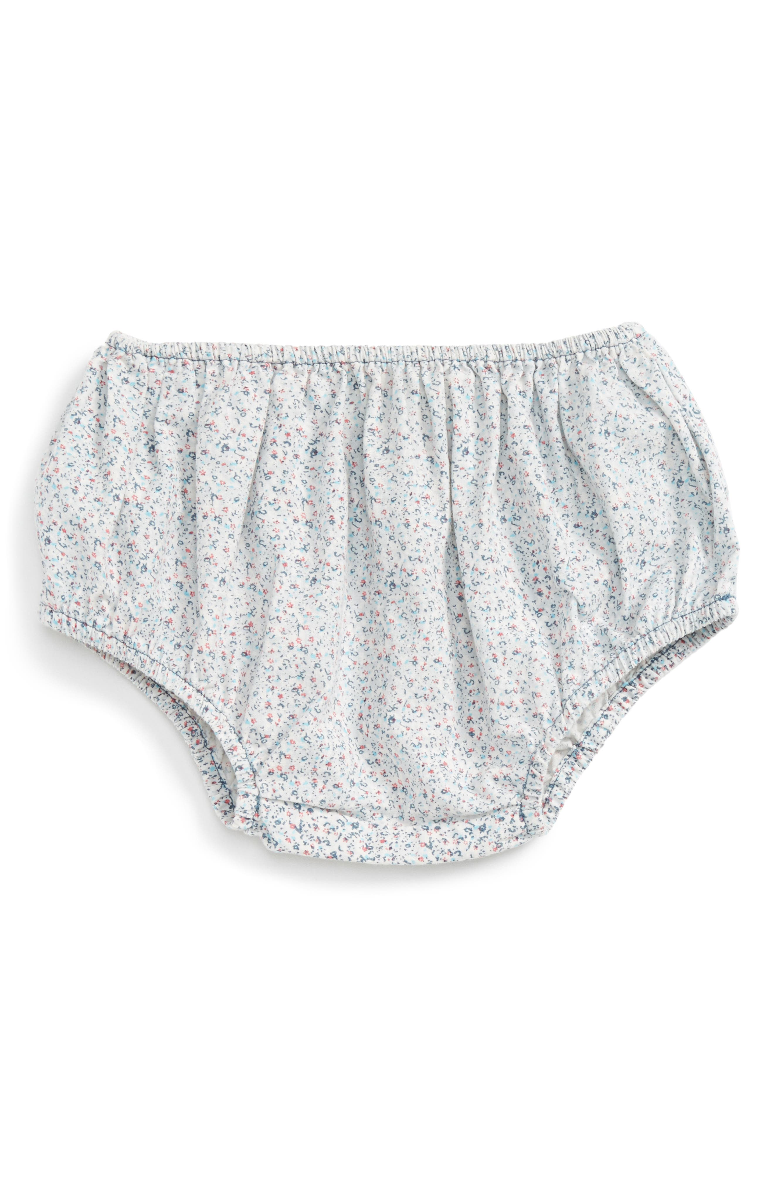 Peek Simple Cotton Bloomers (Baby Girls)