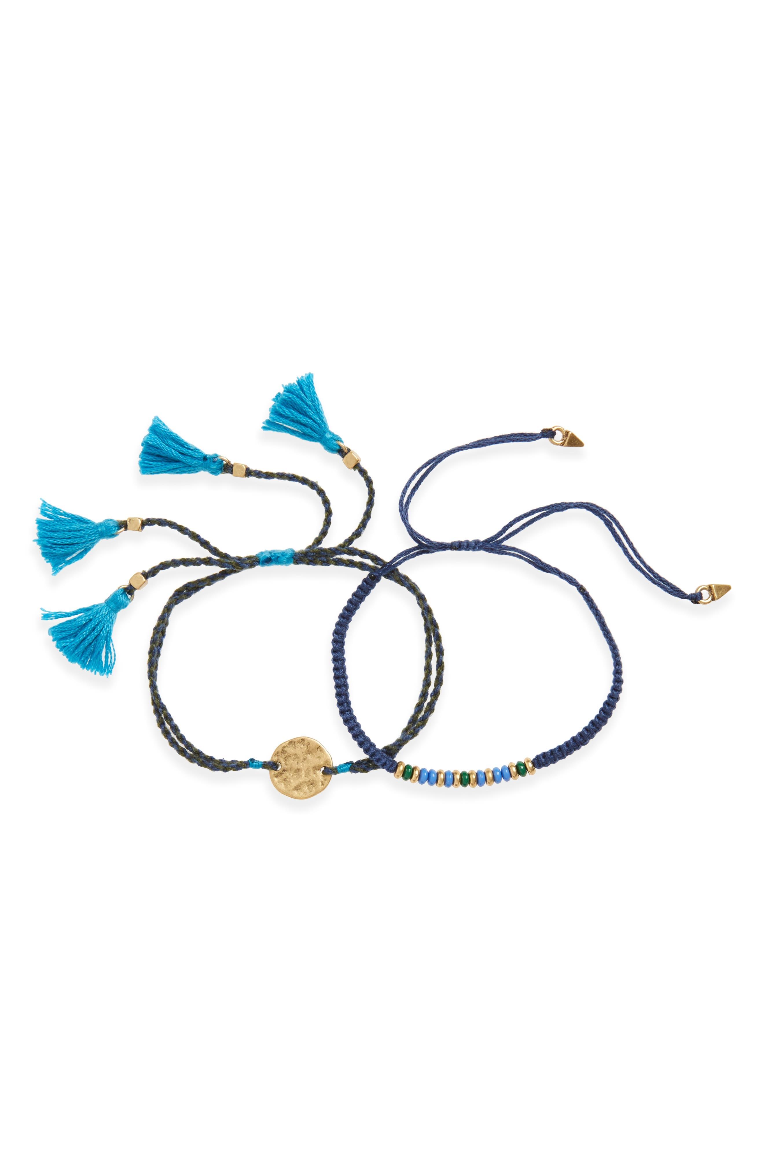 Treasure & Bond Bead Bracelet