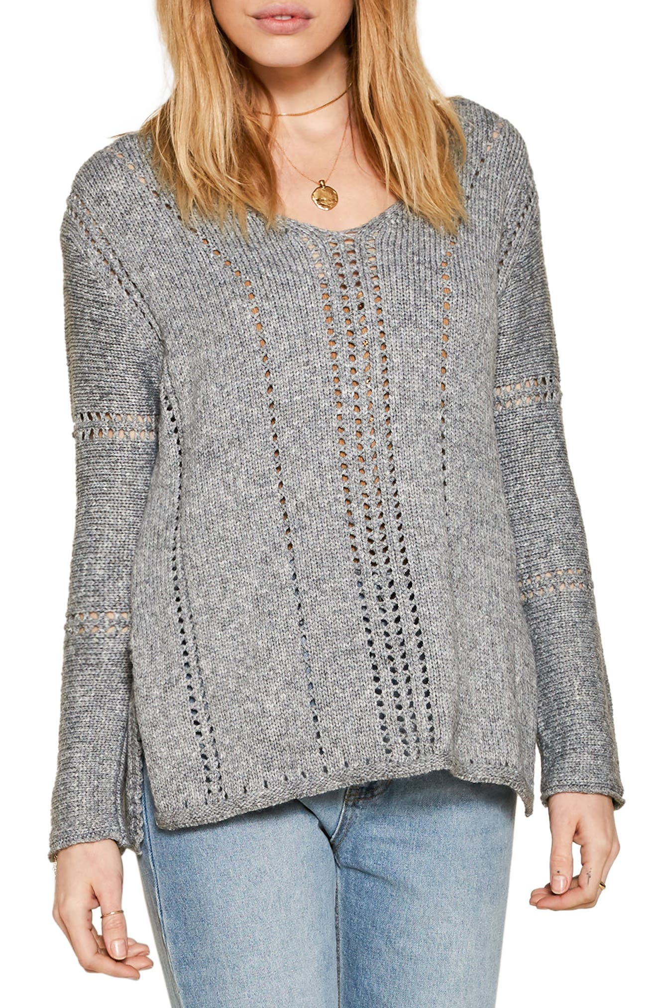 Amuse Society Rickerson Sweater