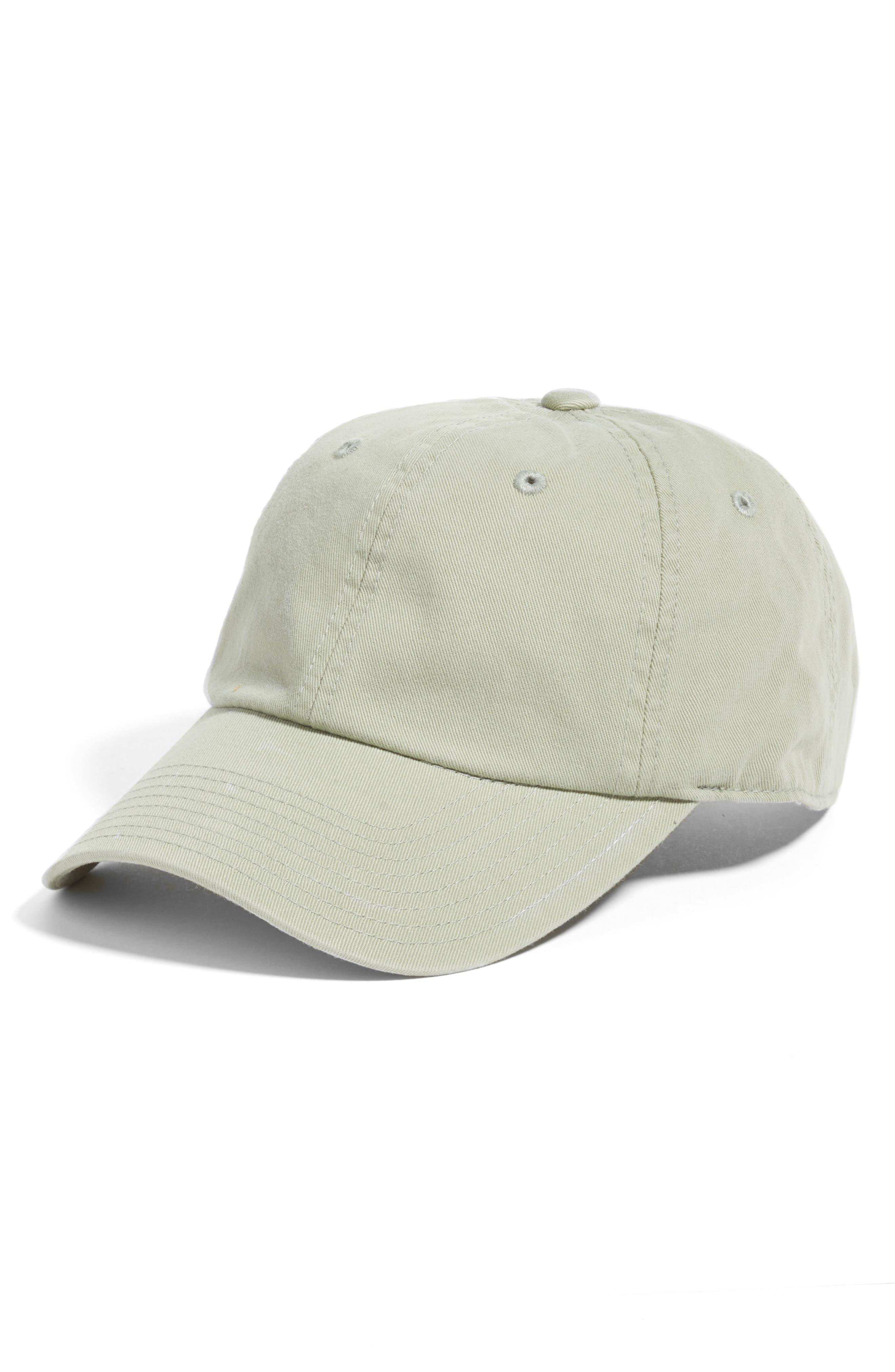 Main Image - American Needle Washed Cotton Baseball Cap