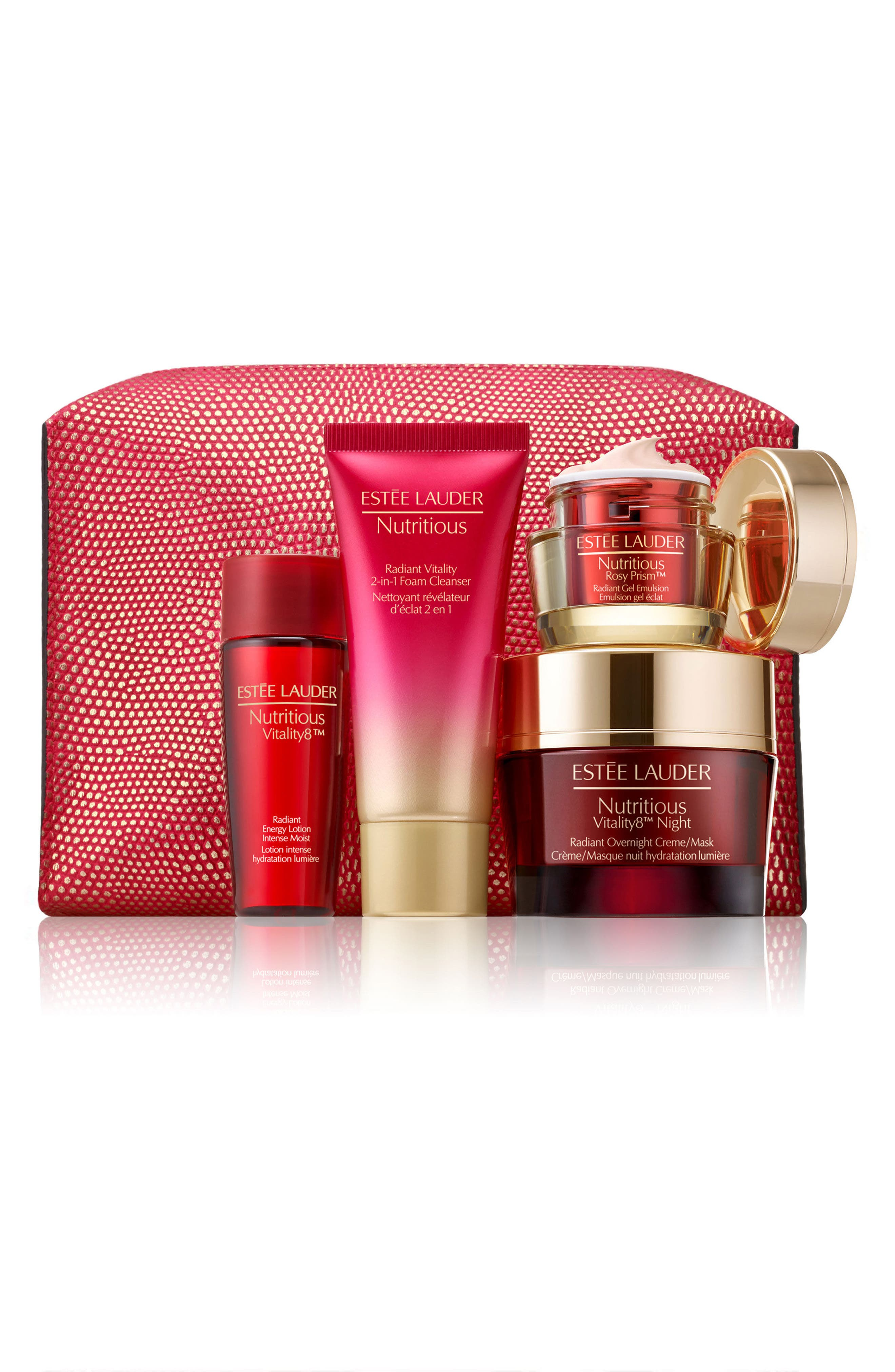 Estée Lauder Nutritious Night Detox & Glow Collection ($125 Value)