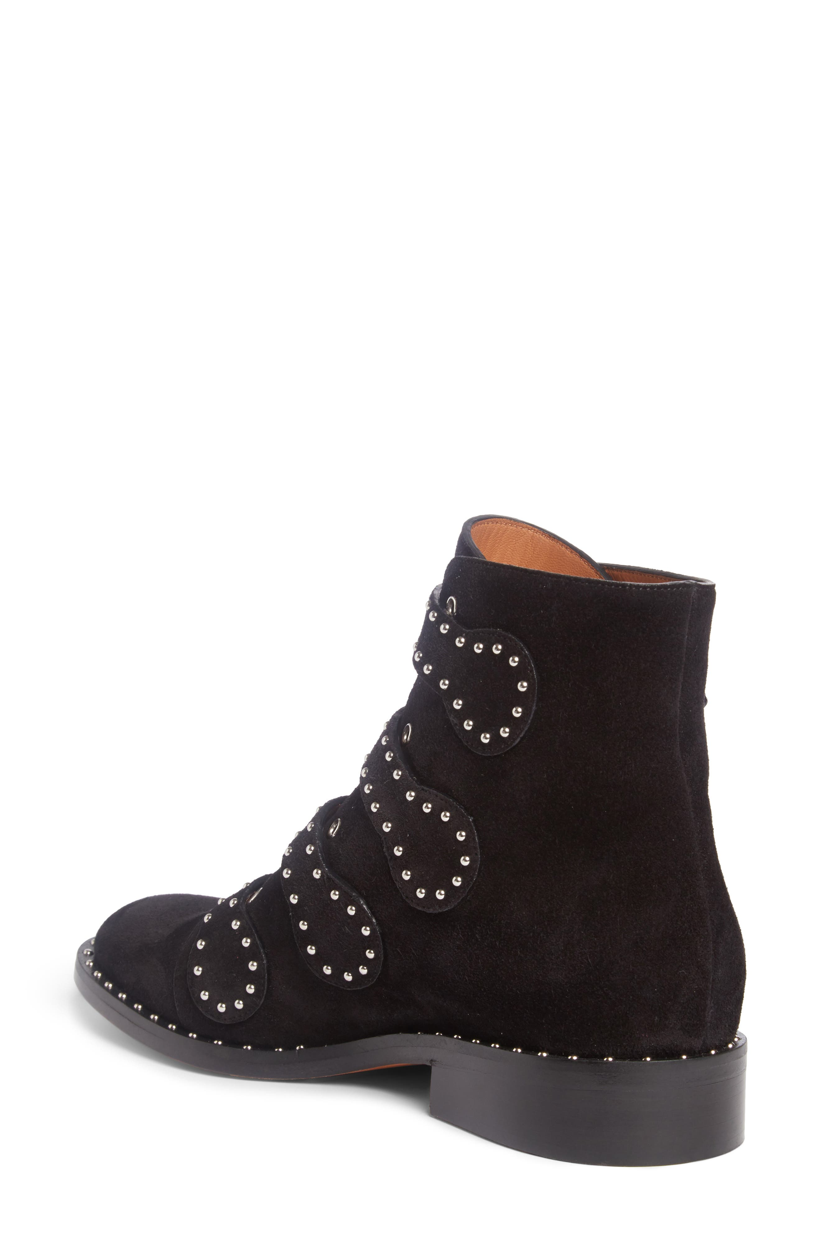 Alternate Image 2  - GivenchyBuckle Bootie (Women)