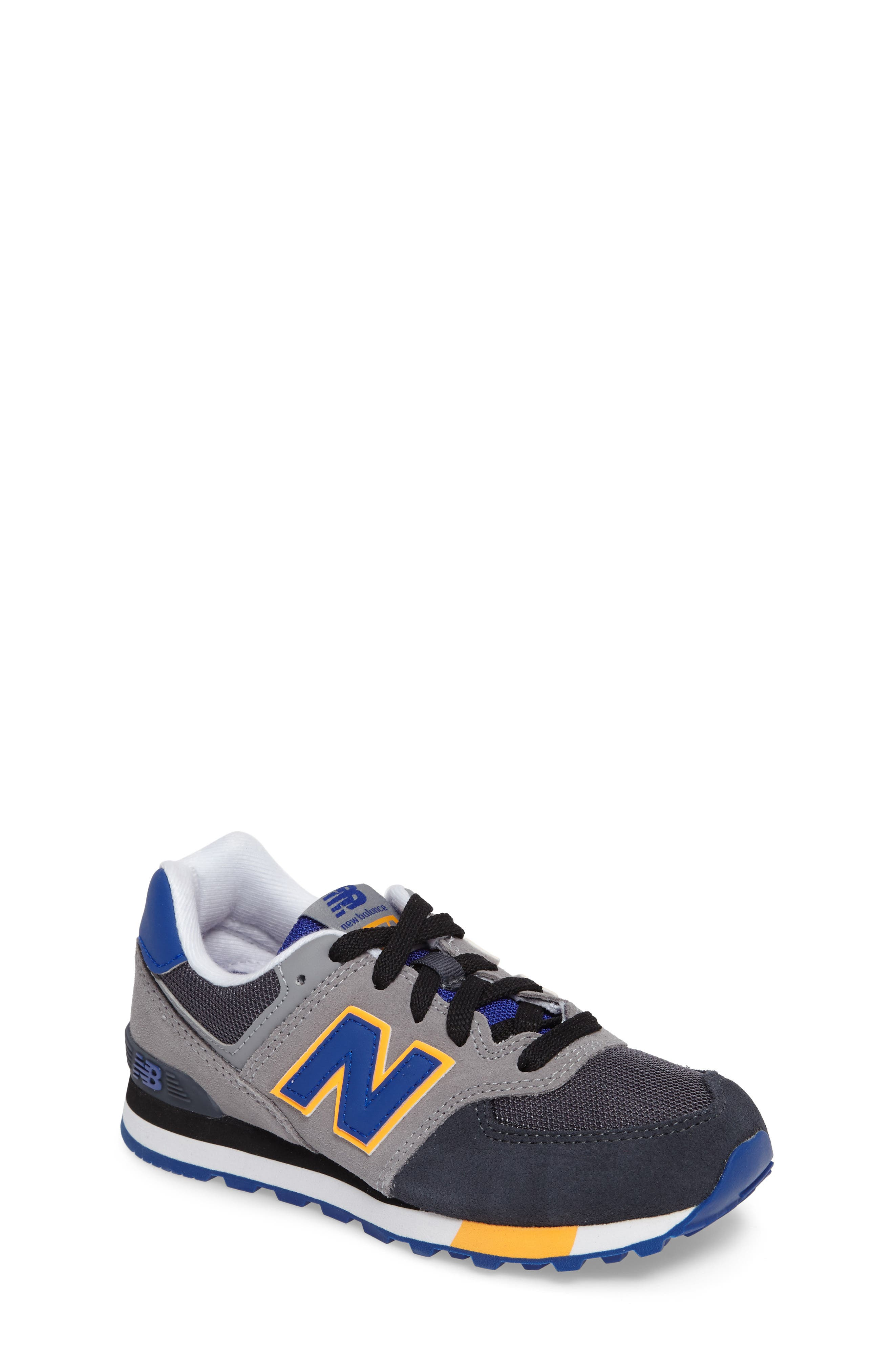 New Balance 574 Cut & Paste Sneaker (Toddler & Little Kid)